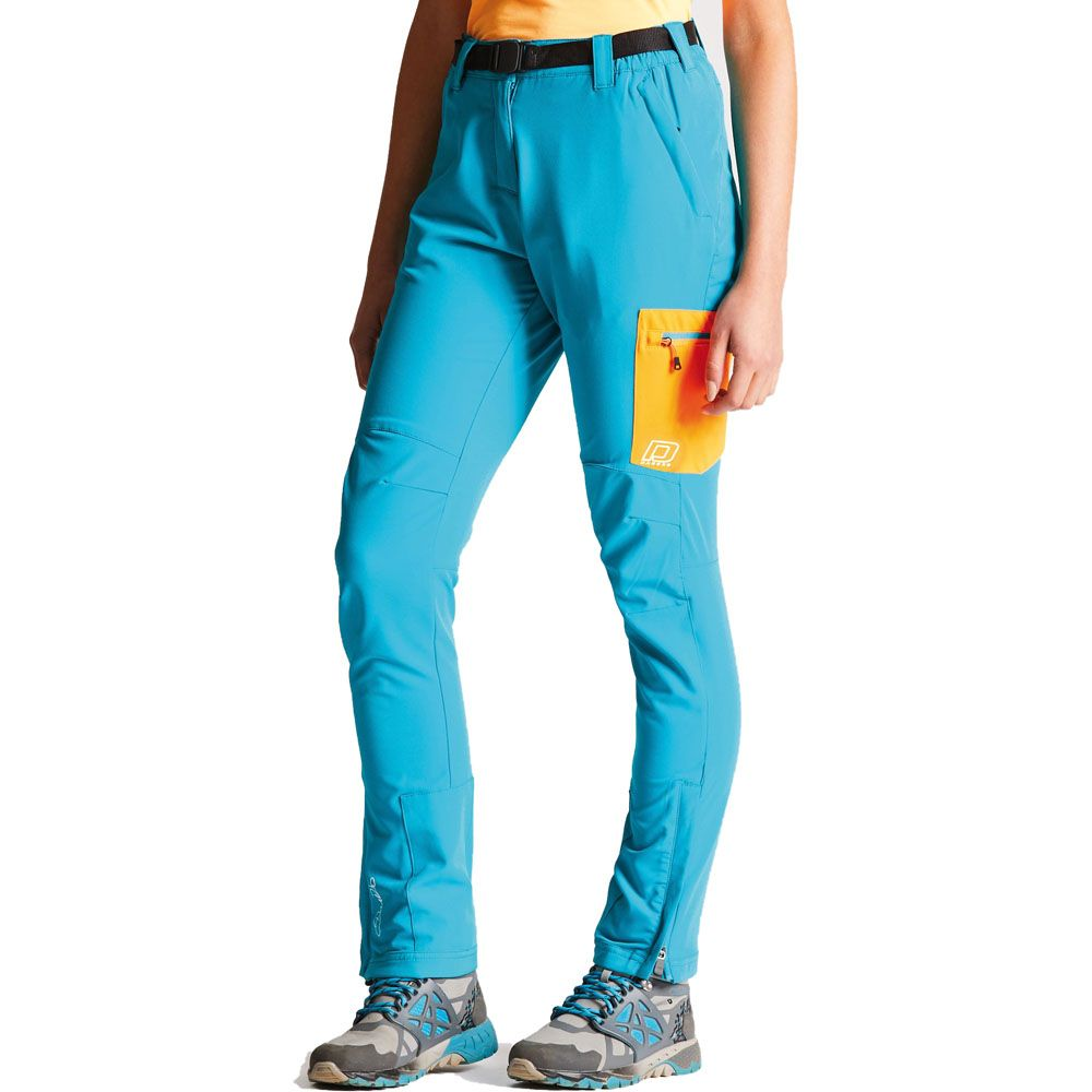 Dare 2b Womens/Ladies Appressed Water Repel Softshell Walking Trousers