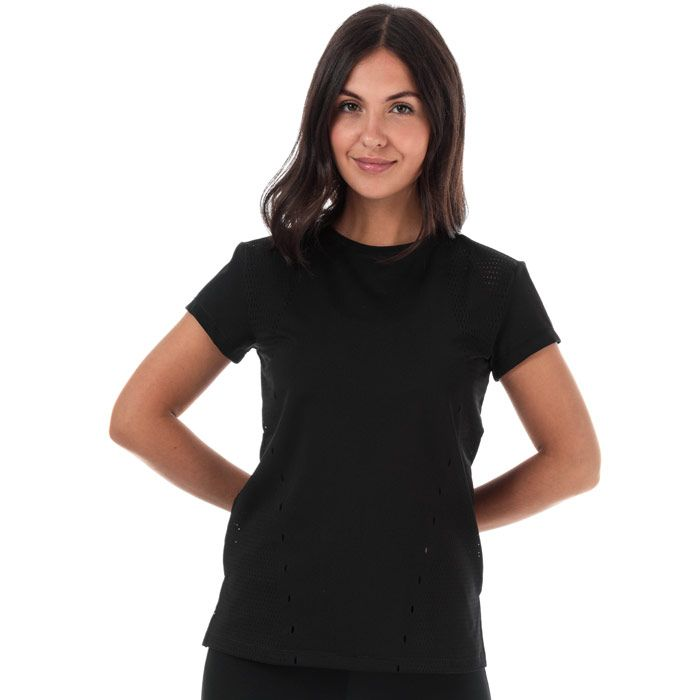 Women's adidas T-Shirt in Black