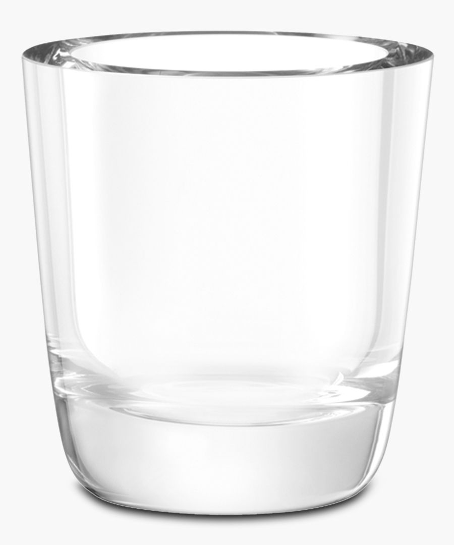 Otto clear glass vase 18cm
