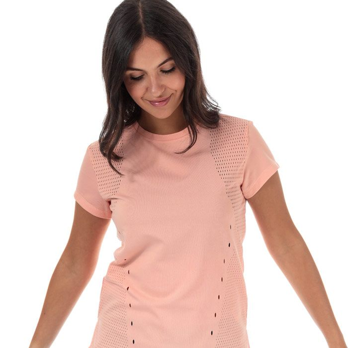Women's adidas T-Shirt in Pink