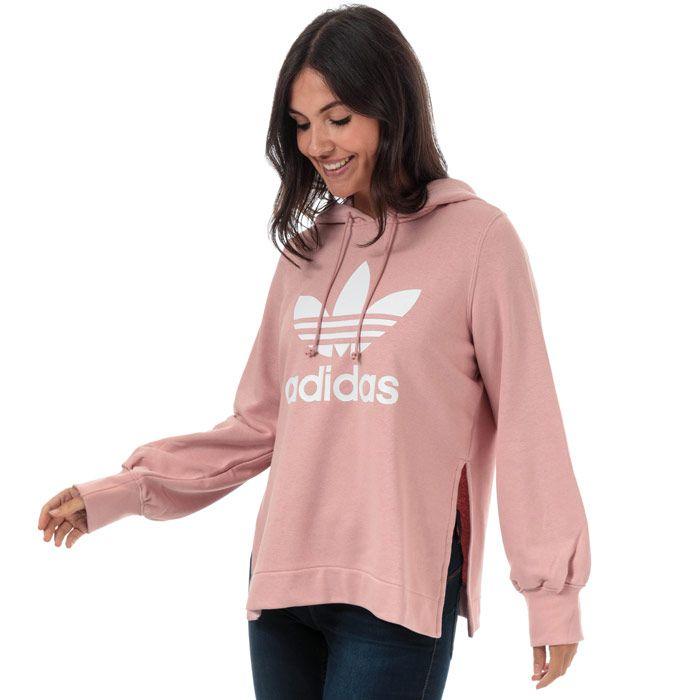 Women's adidas Originals Bellista Hoody in Pink