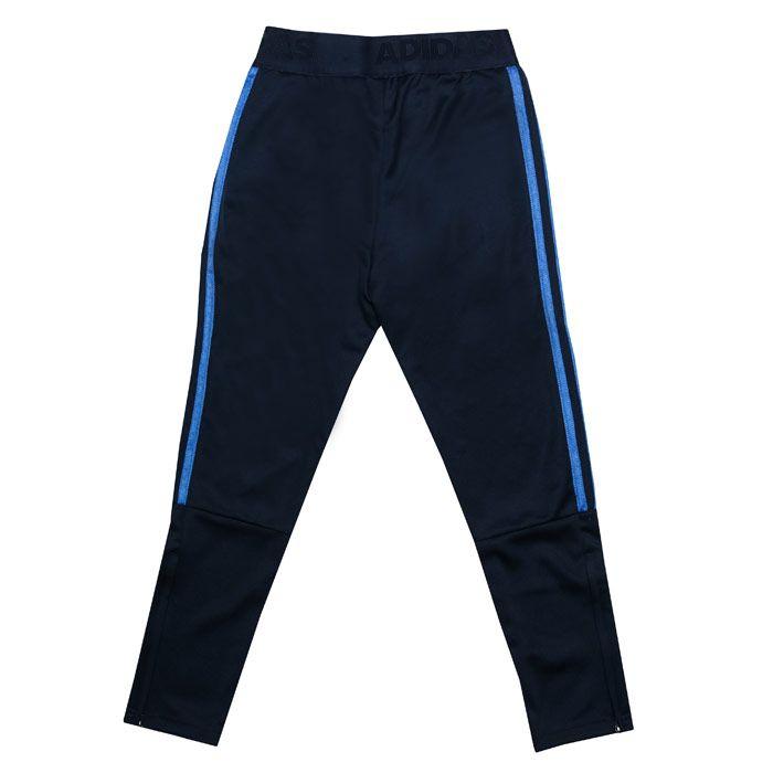 Boy's adidas Junior Tiro Pant in Navy