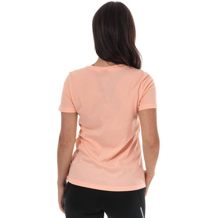 Women's adidas Must Haves Flower T-Shirt in Pink