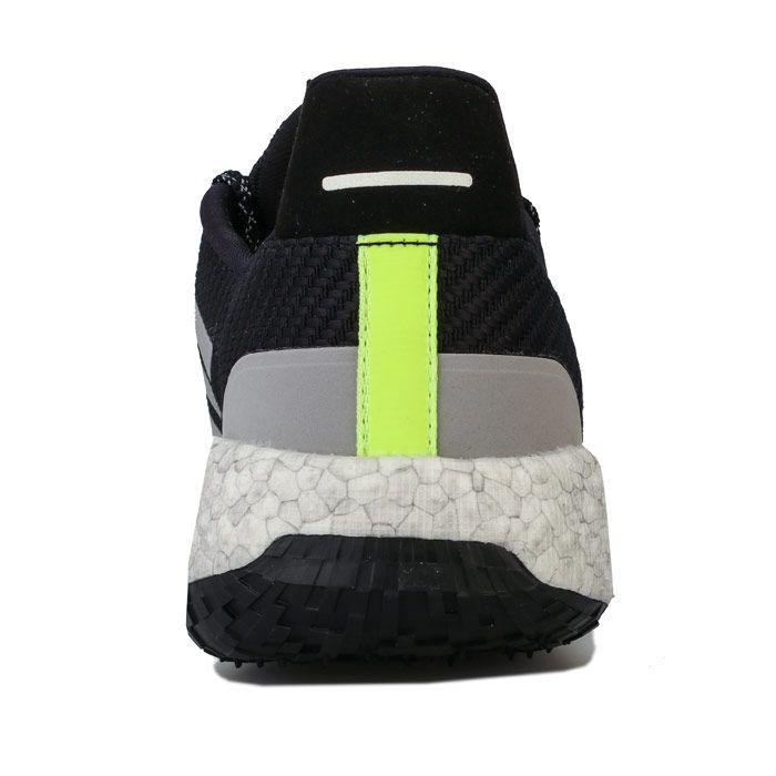 Men's adidas Pulseboost Winter Trainers in Black Grey