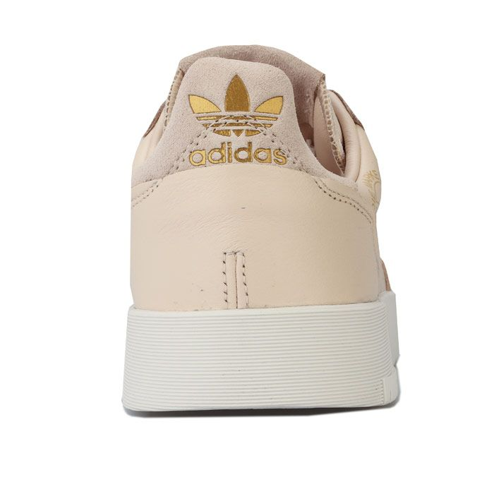 Men's adidas Originals Supercourt Trainers in Beige