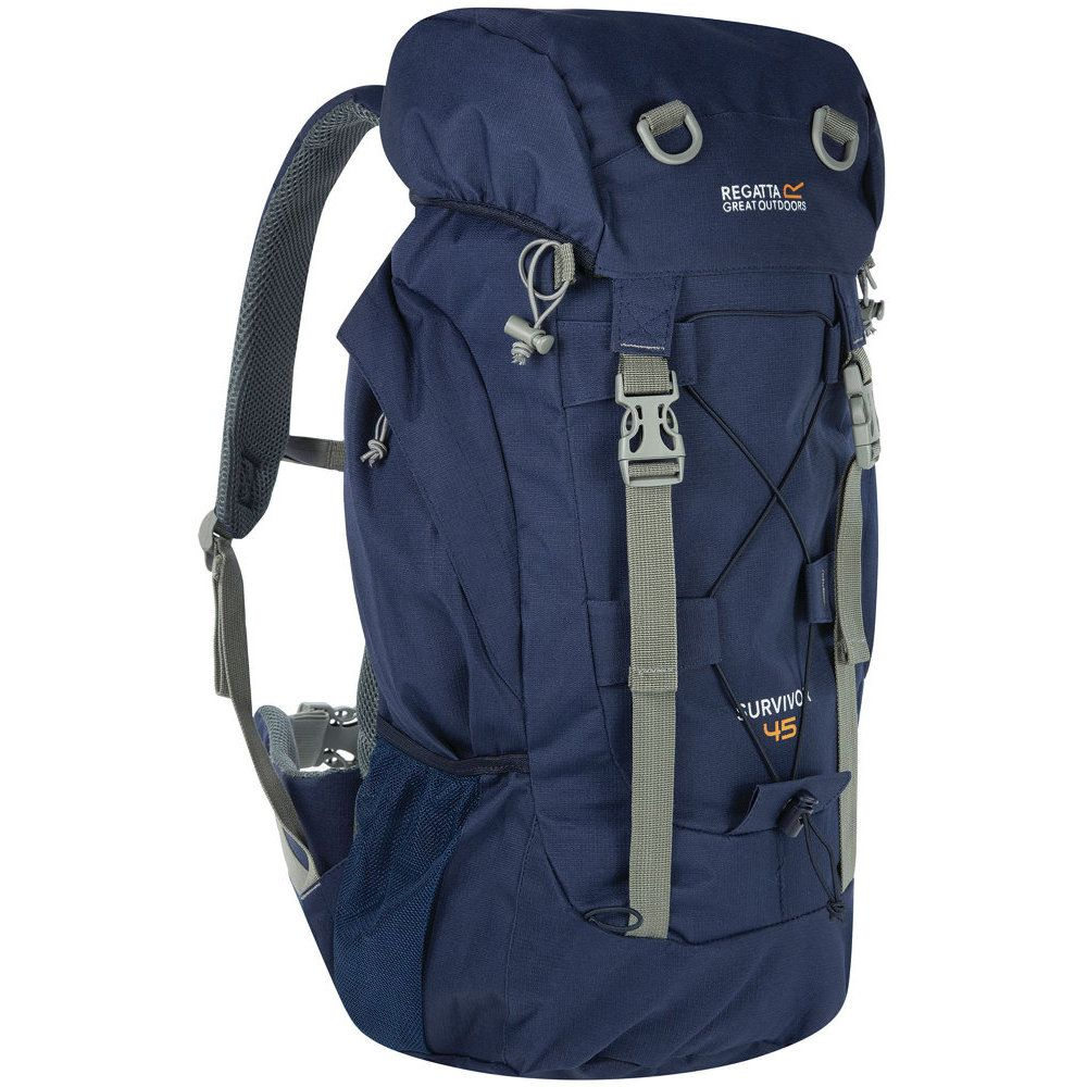 Regatta Survivor III 45L Walking / Hiking Hardwearing Rucksack Bag