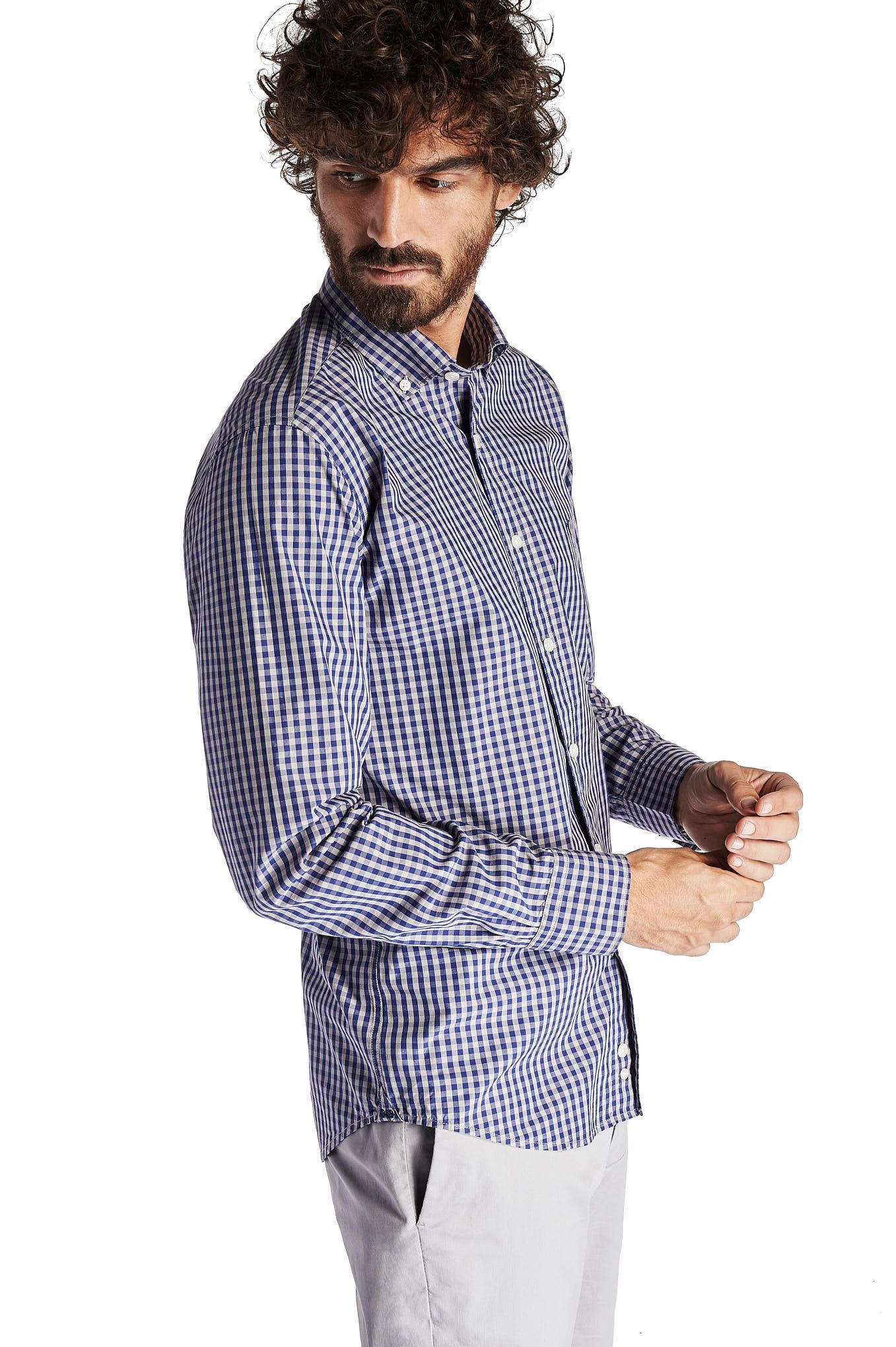 Men s Casual Slim Fit Shirt