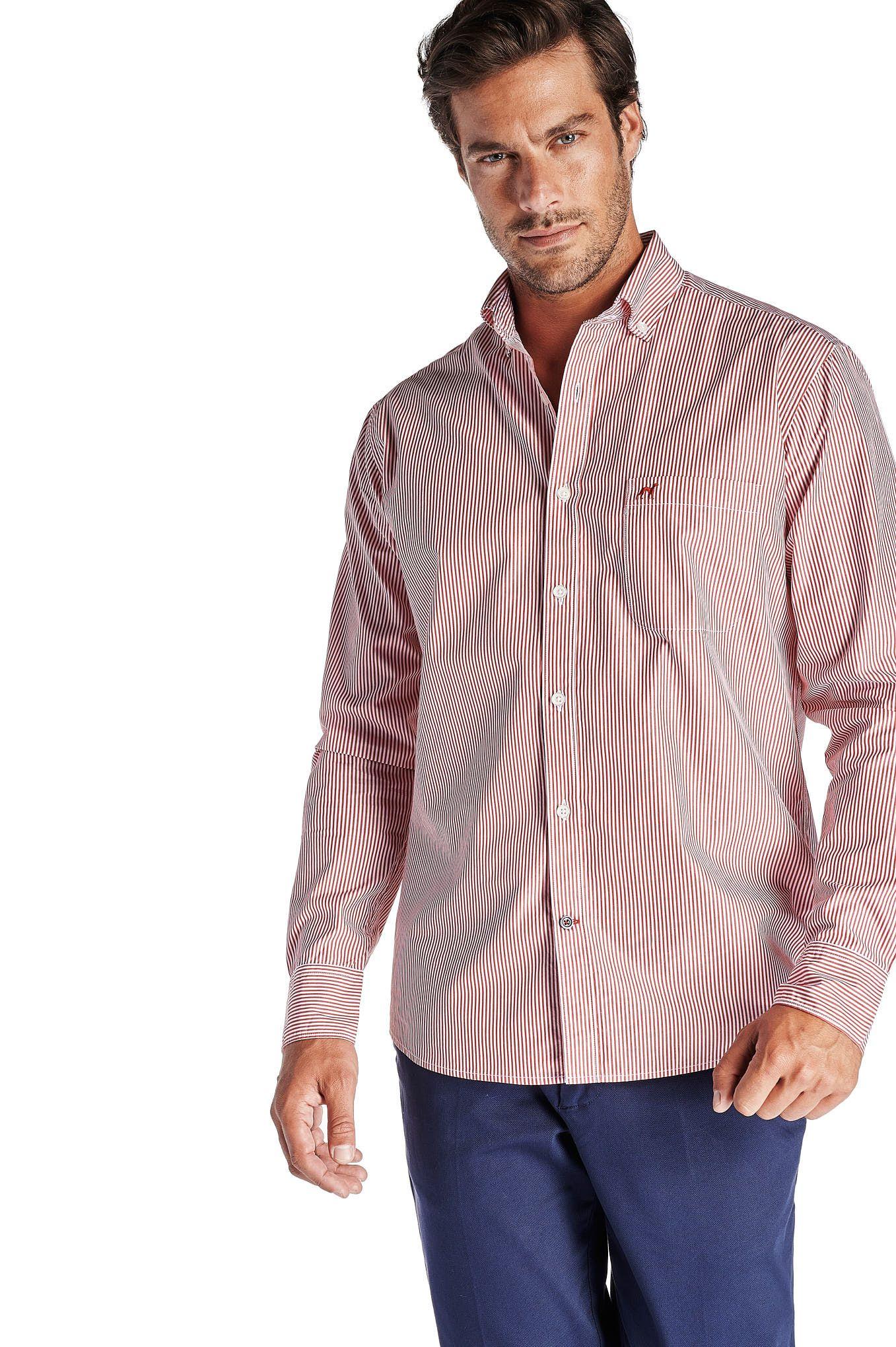 Men  Sport Regular Fit Shirt