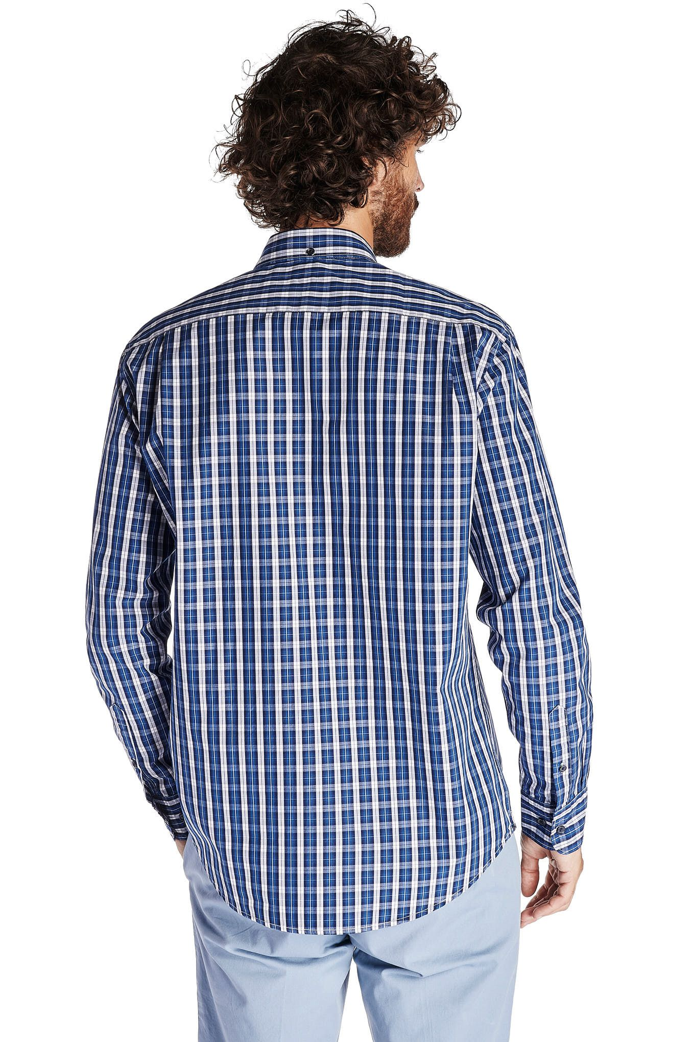 Men s Regular Fit Sport Shirt
