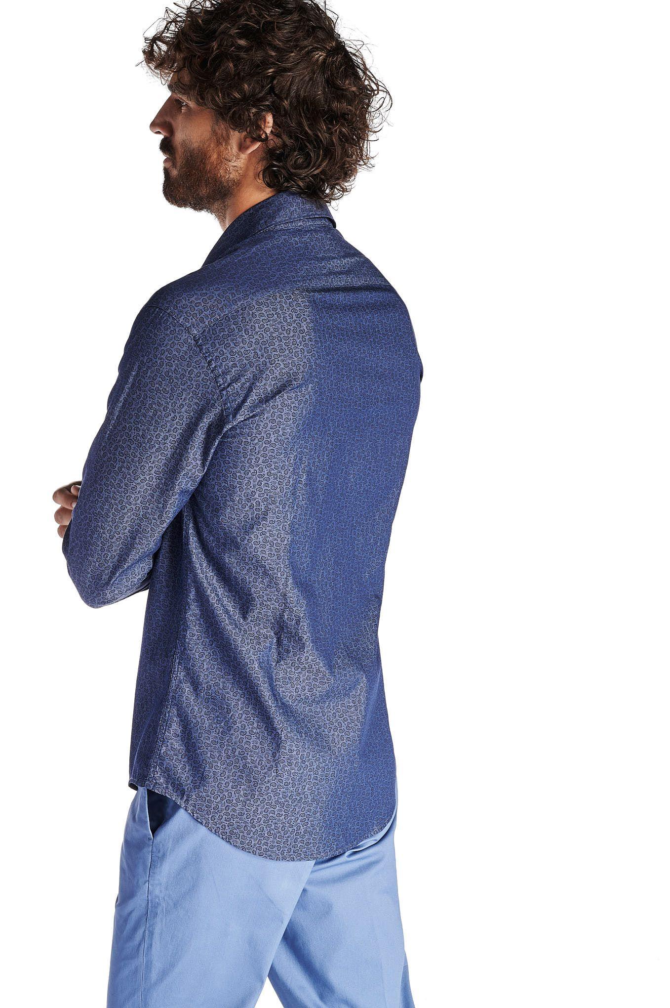 Men  Sport Regular Slim Shirt