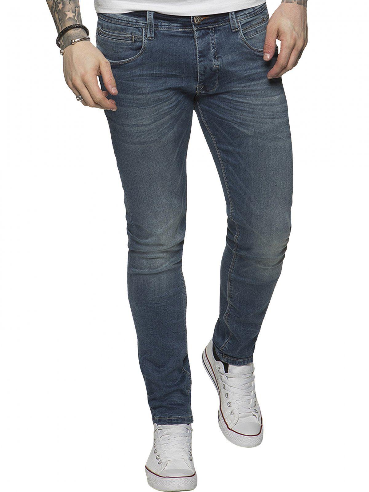ETO | Designer Mens Reflex Super Skinny Denim Jeans