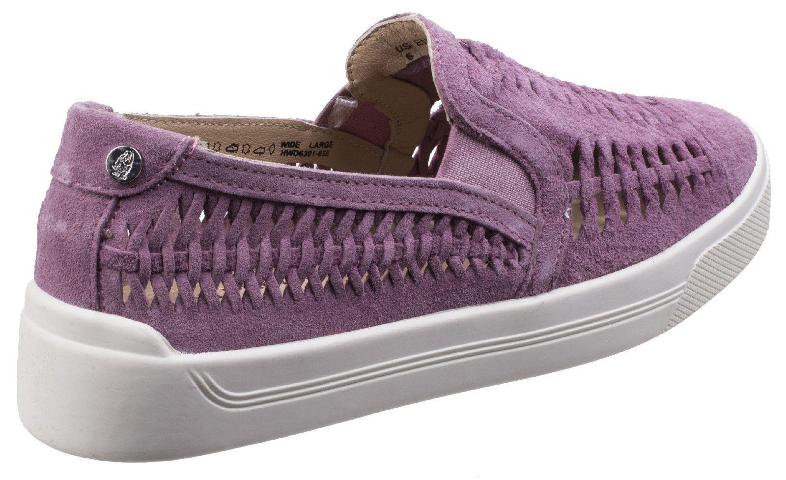 Gabbie Woven Slip On Shoe