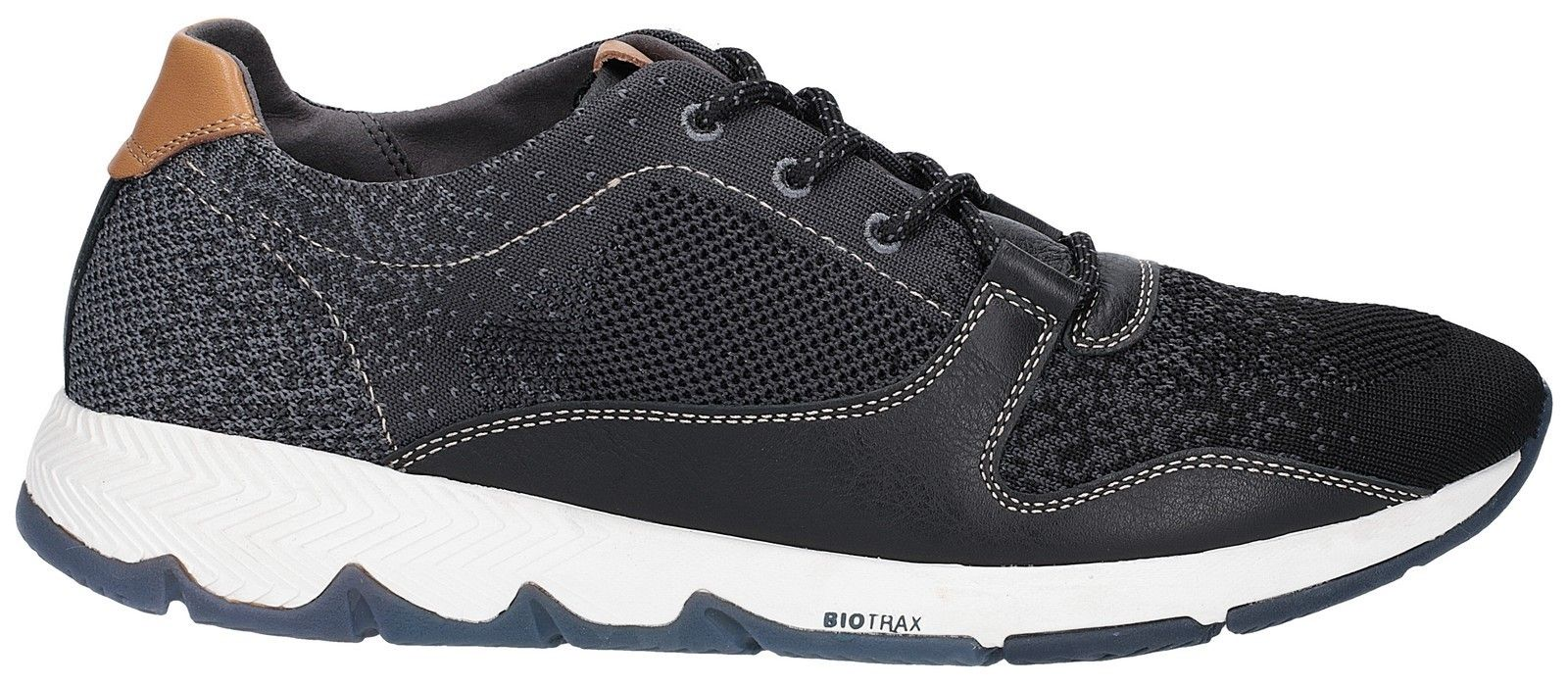 Field Knit Lace Up Trainer