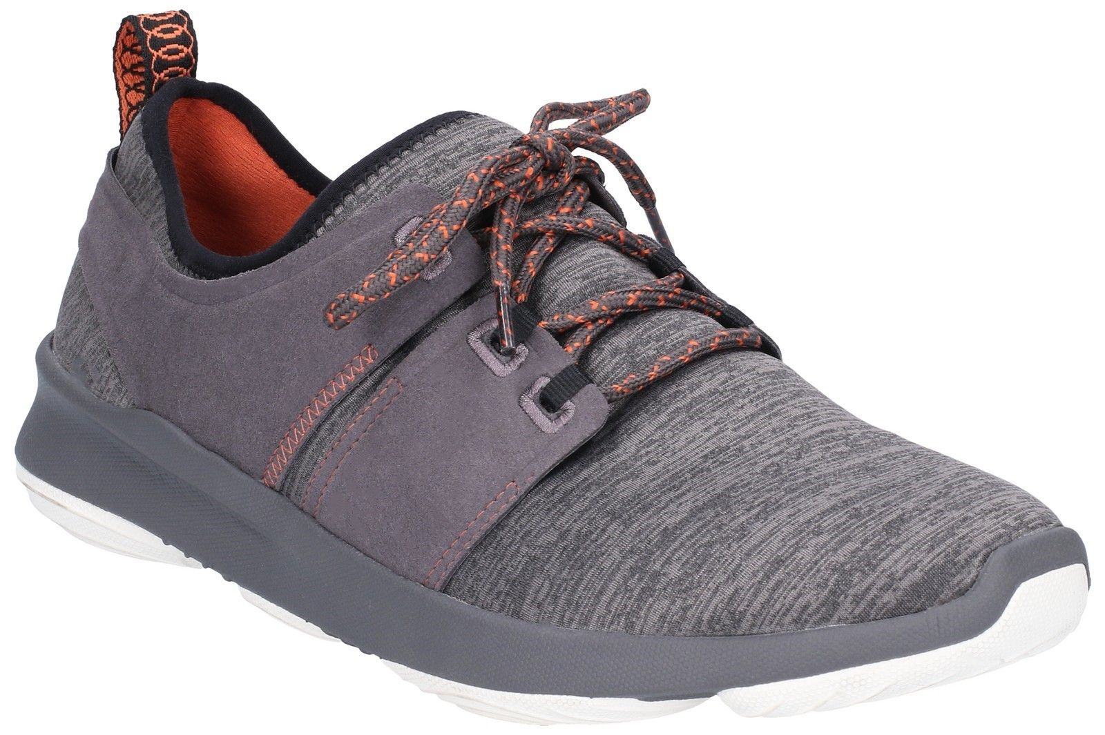 Geo BounceMax Lace Up Trainer