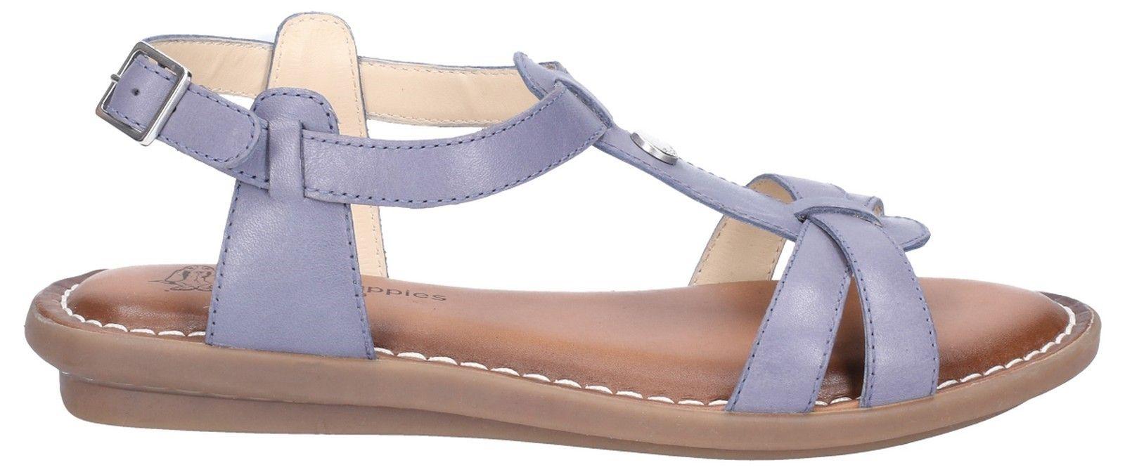 Olive Tstrap Buckle Strap Sandal