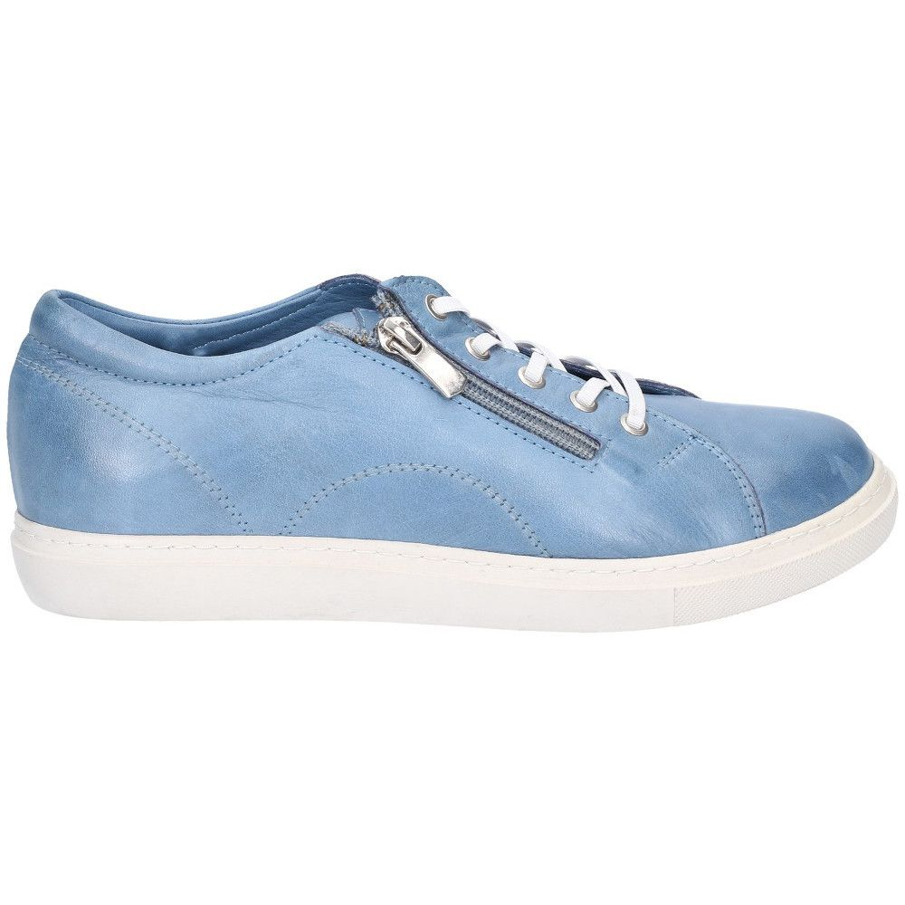 Hush Puppies Womens Luna Zip and Lace Up Fashion Trainers