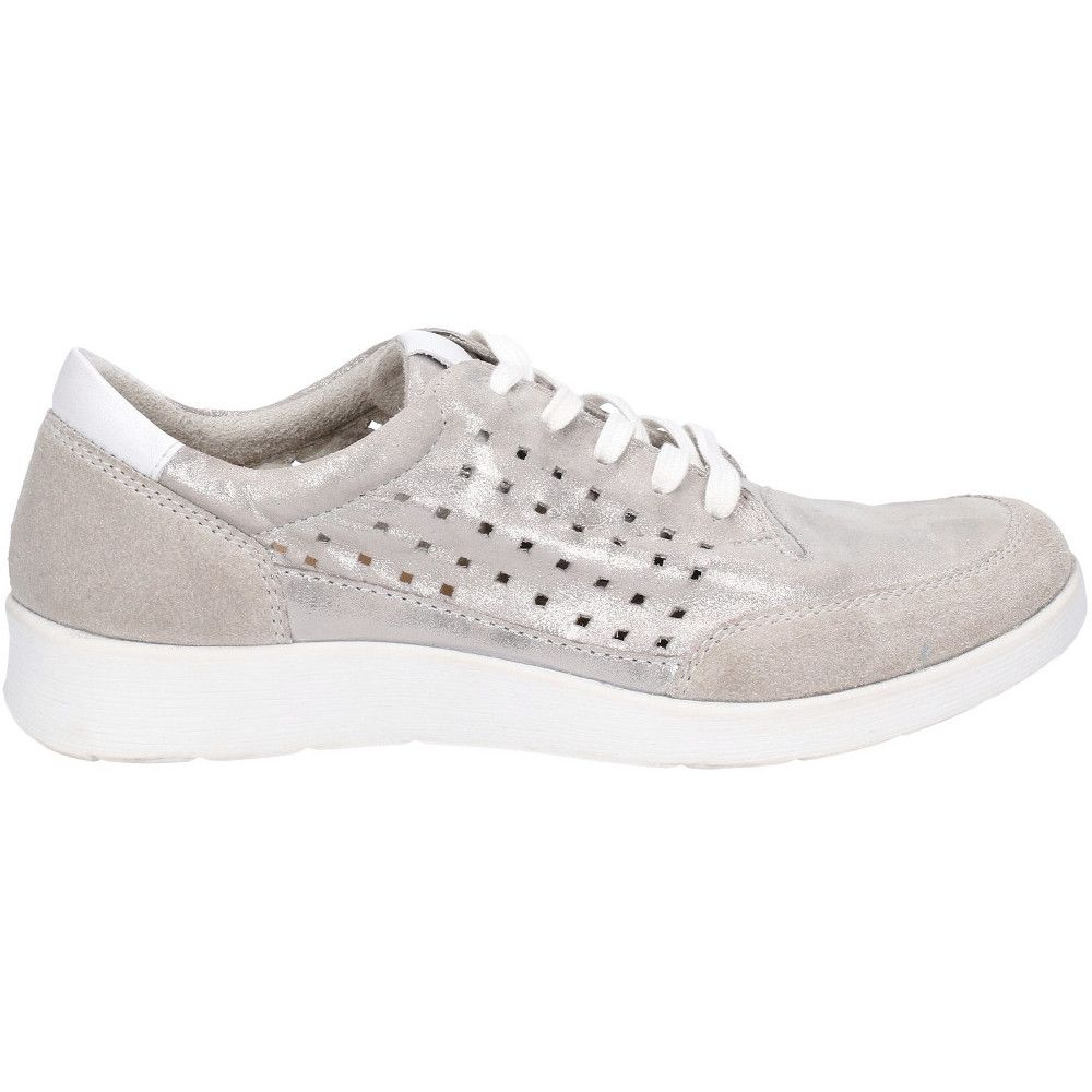 Hush Puppies Womens Molly Lace Up Breathable Casual Trainers
