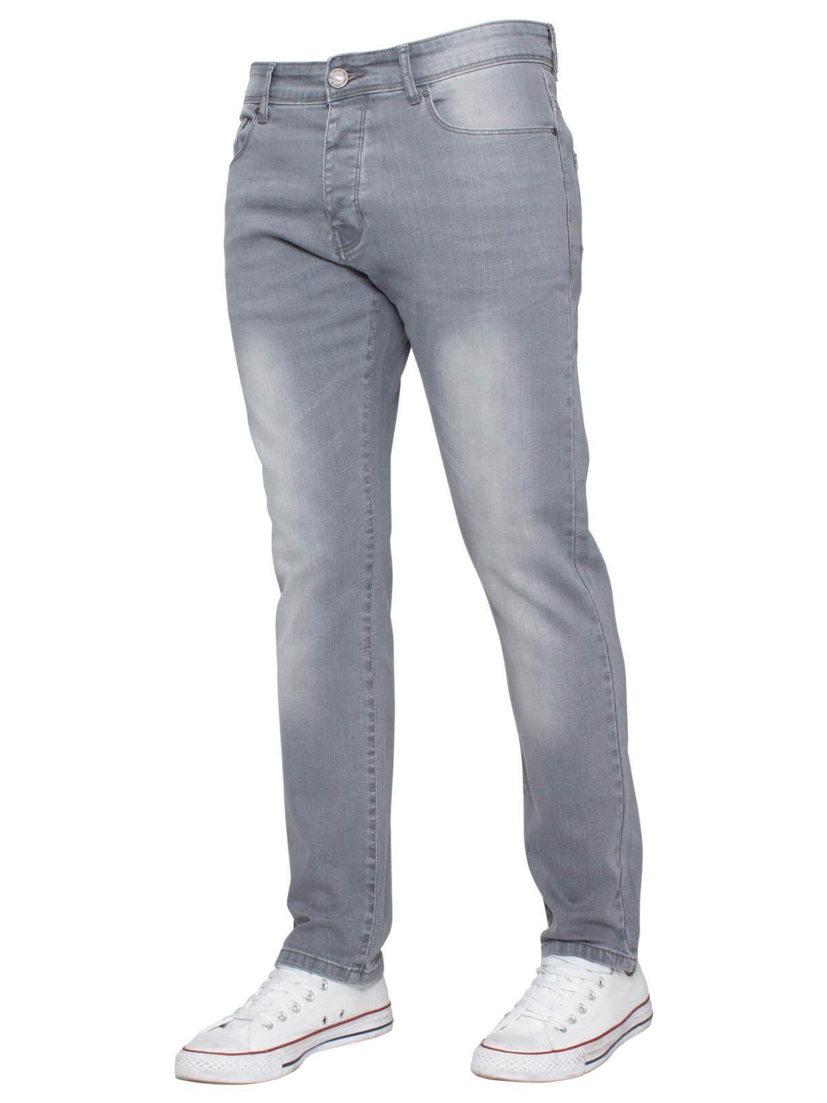 Mens Slim Stretch  Denim Jeans | Enzo Designer Menswear