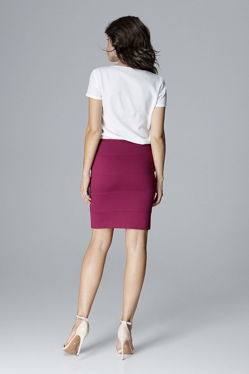 Skirt With Straps
