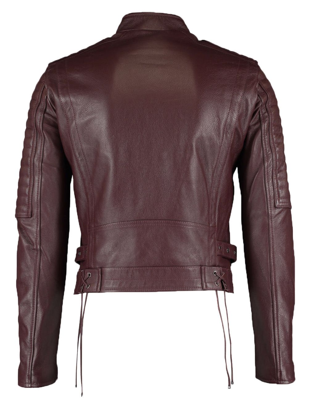 Diesel Black Gold Lory 4ZI Leather Jacket