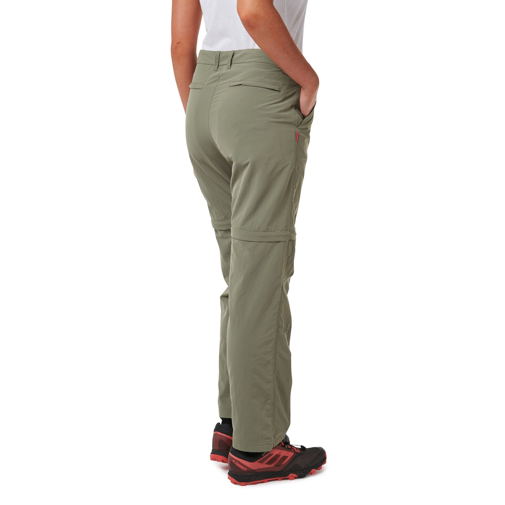 Craghoppers Womens/Ladies NosiLife III Convertible Trousers
