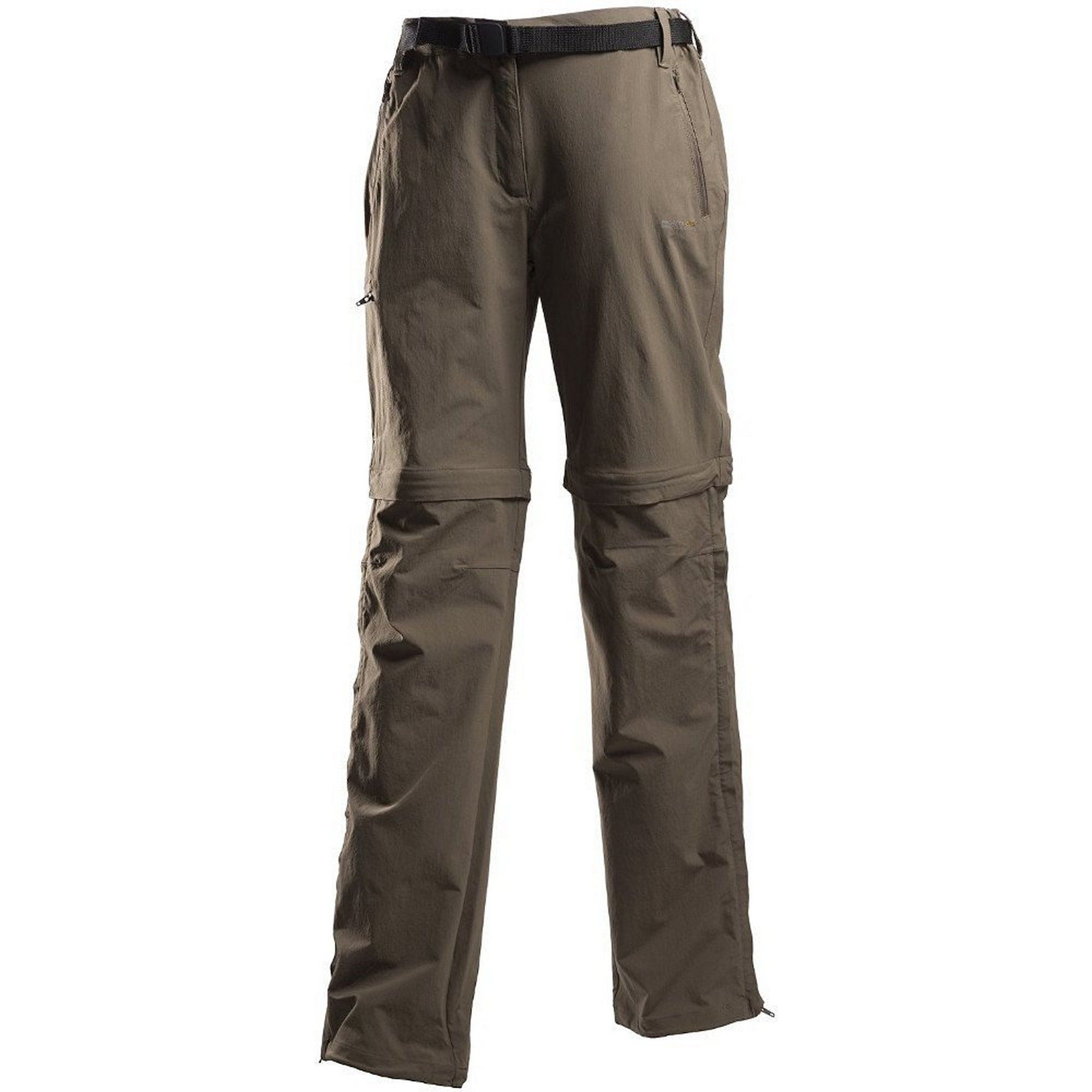 Regatta Great Outdoors Womens/Ladies Xert II Quick Drying Convertible Walking Trousers