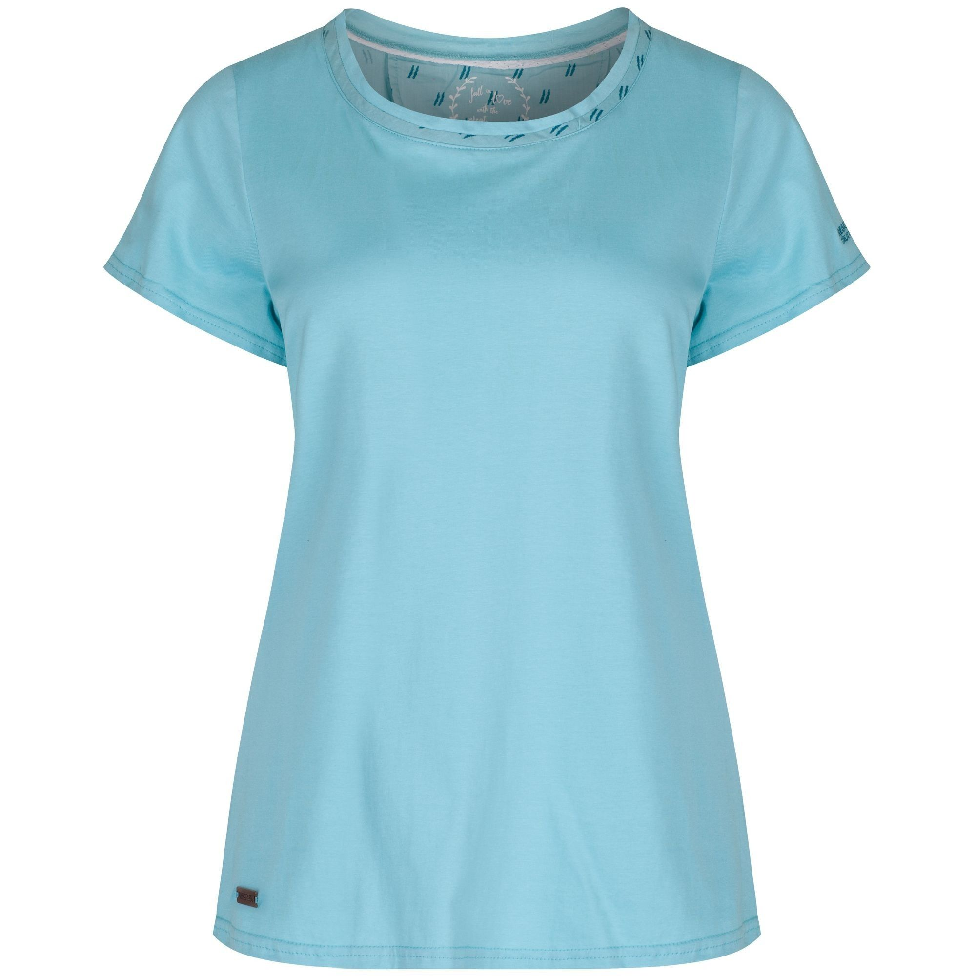 Regatta Great Outdoors Womens/Ladies Aleesha Short Sleeve Top