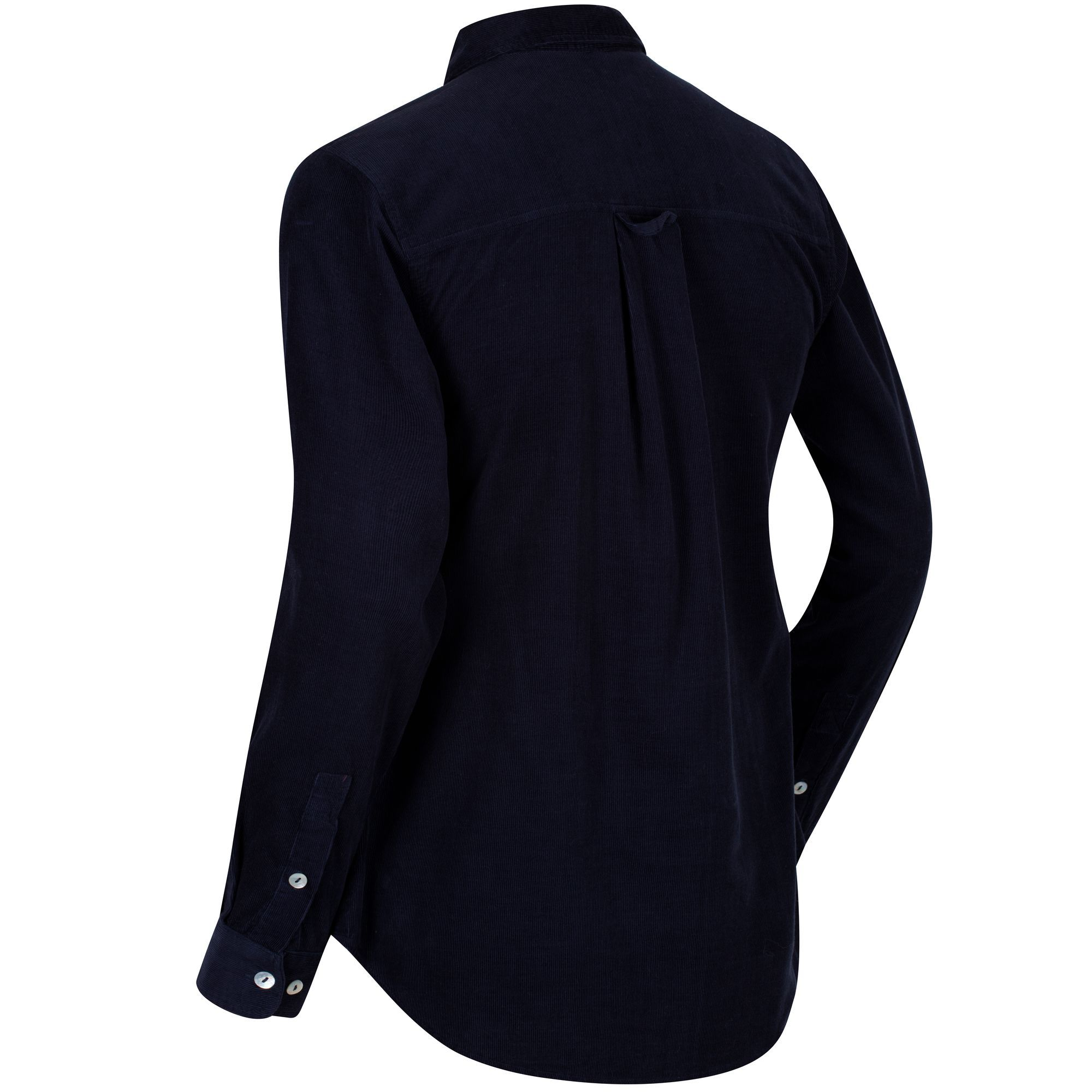 Regatta Great Outdoors Womens/Ladies Maliyah Coolweave Cotton Cord Shirt