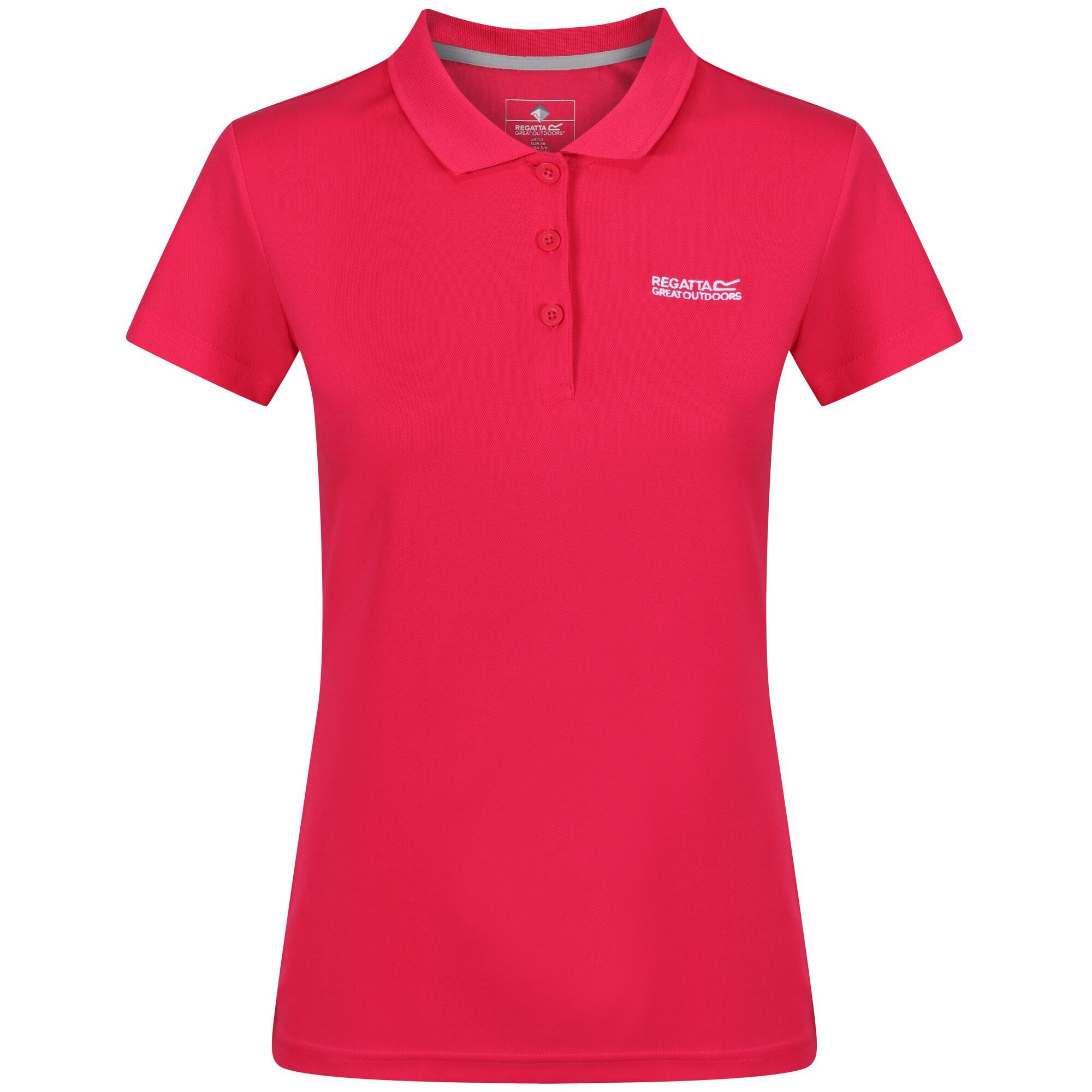 Regatta Womens/Ladies Maverick IV Polo Shirt