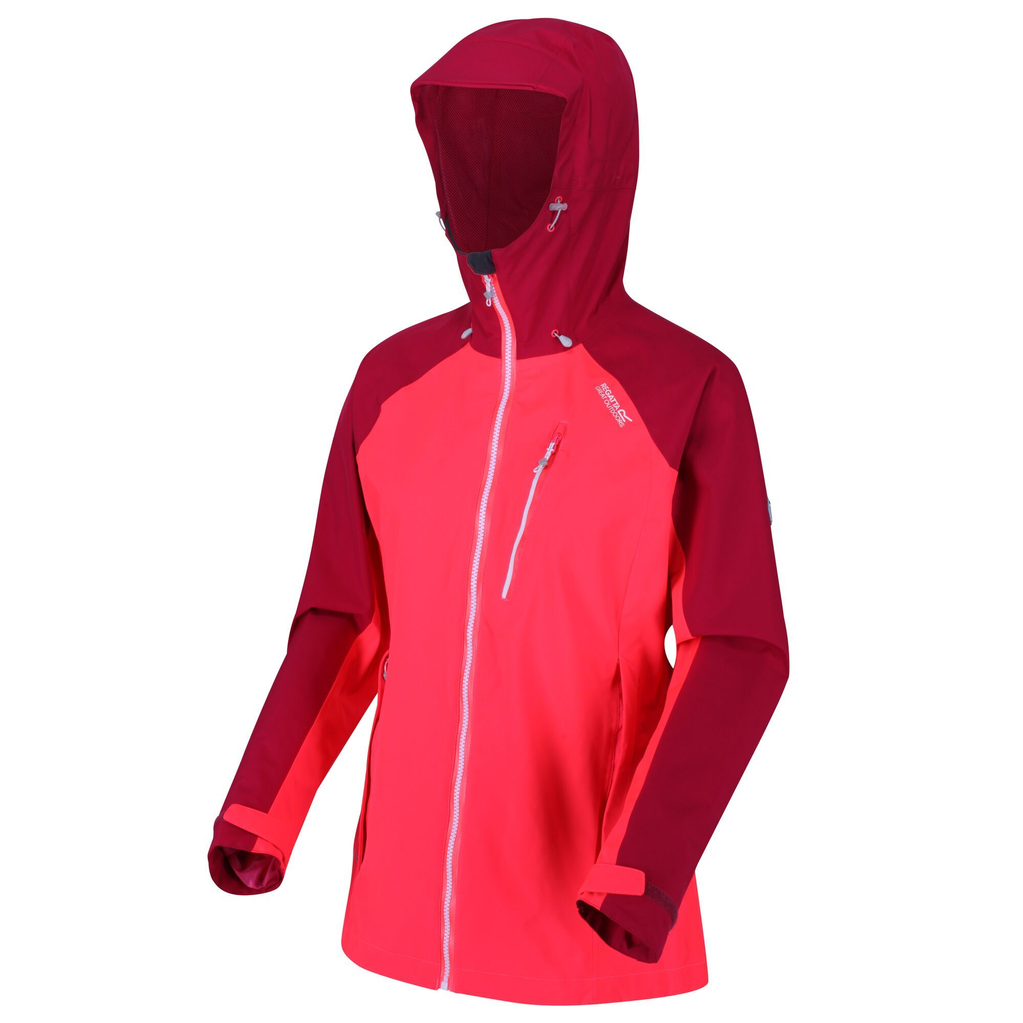 Regatta Womens/Ladies Birchdale Waterproof Shell Jacket