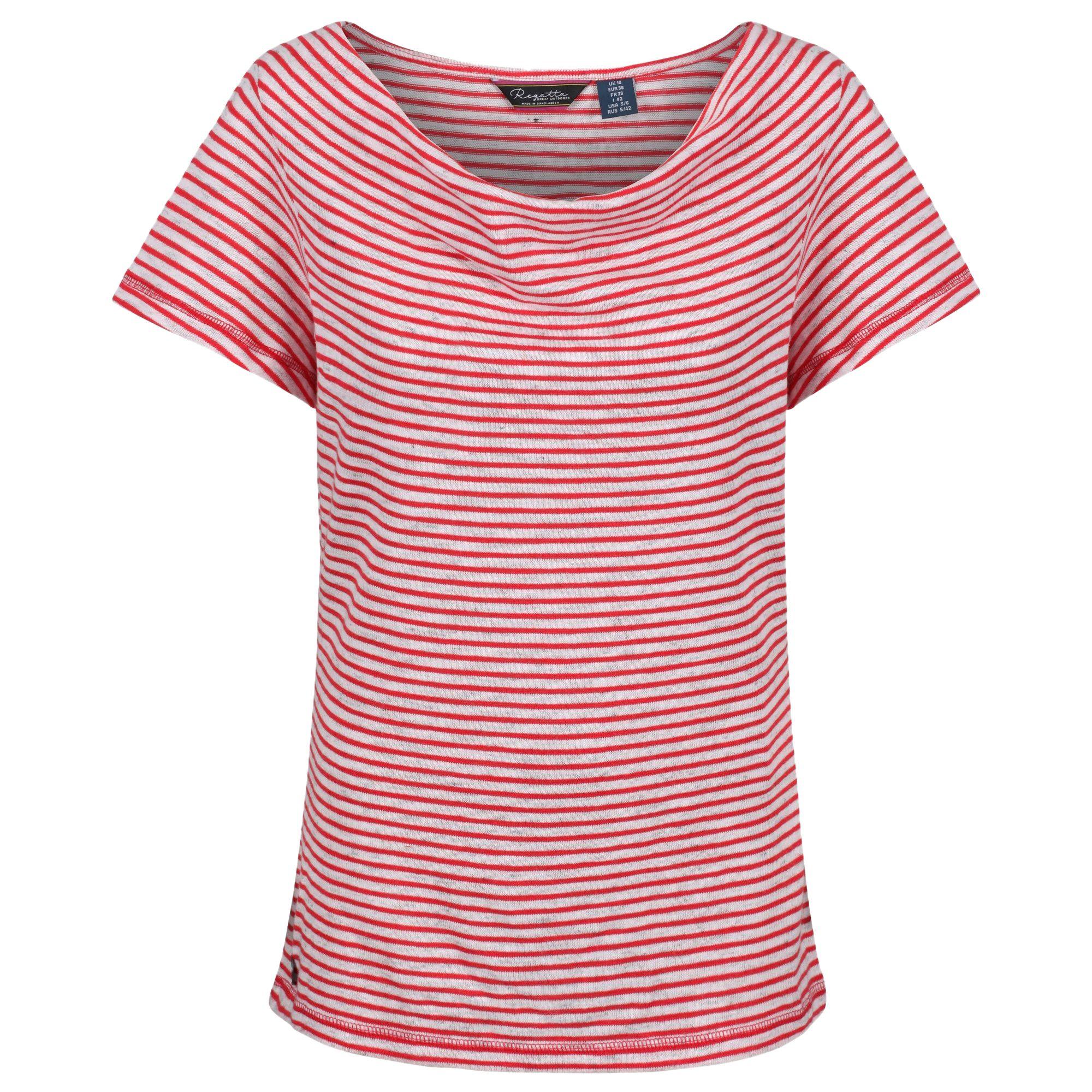 Regatta Womens/Ladies Francheska Short Sleeve T-Shirt