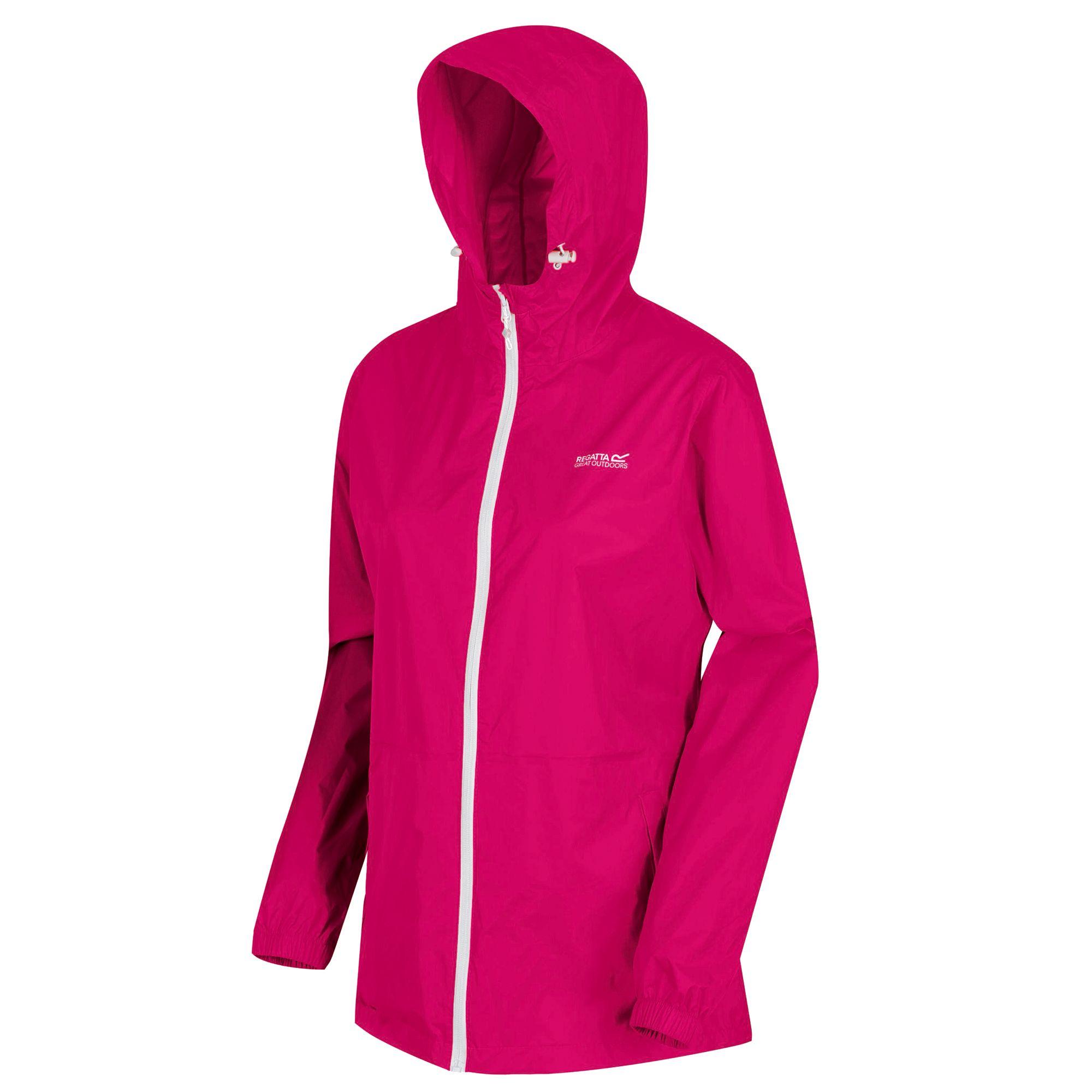 Regatta Womens/Ladies Pk It Jkt III Waterproof Hooded Jacket