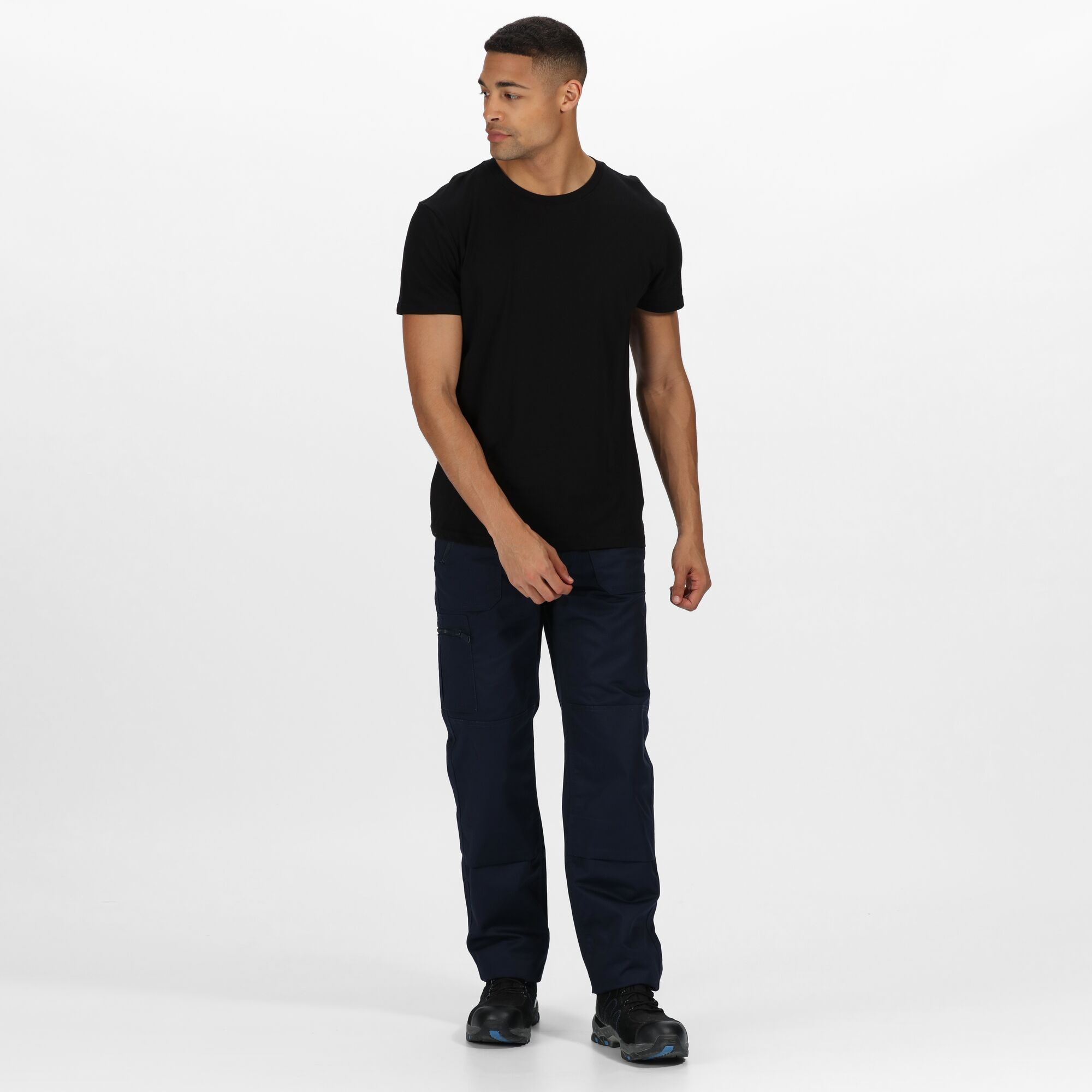 Regatta Mens Pro Action Waterproof Trousers - Regular