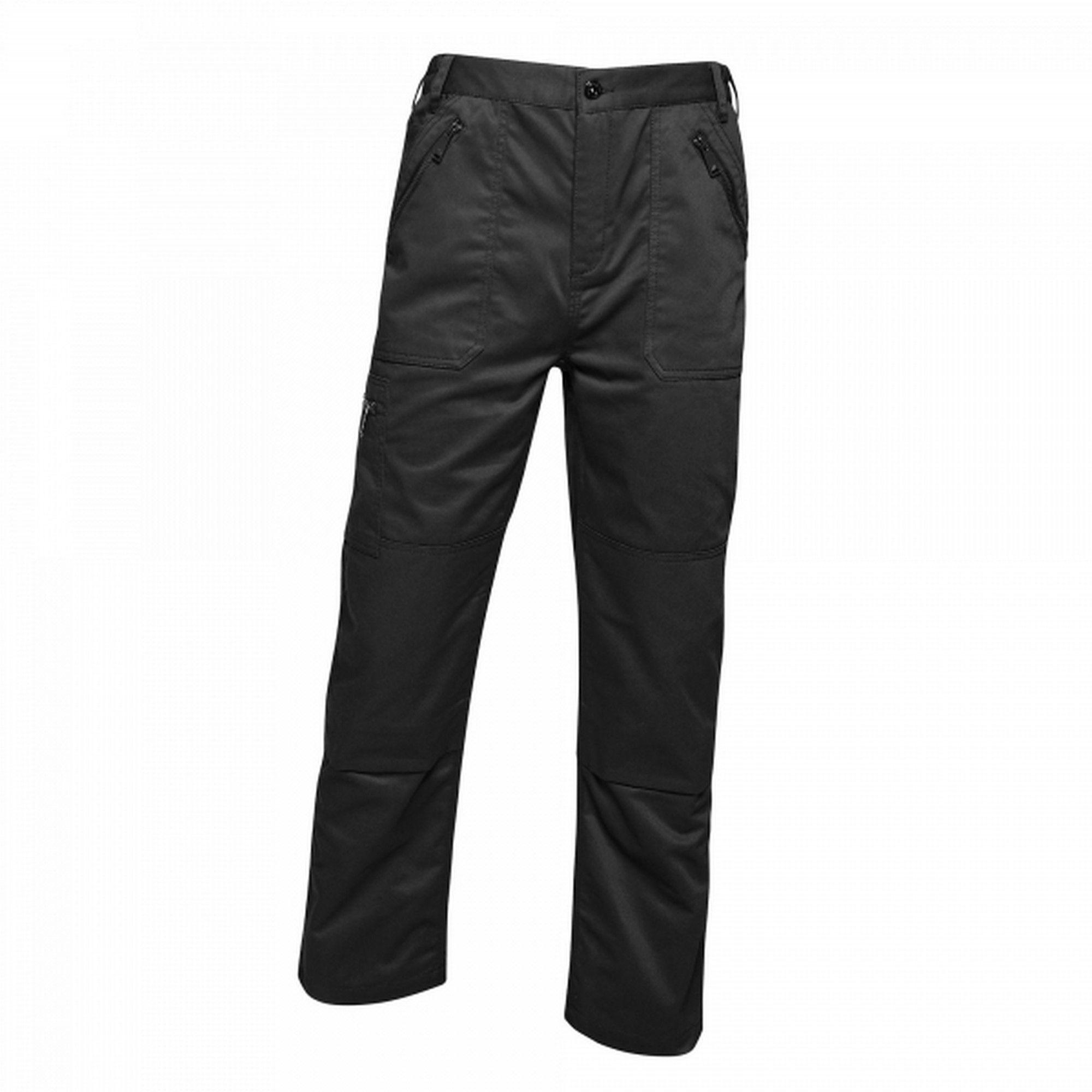 Regatta Mens Pro Action Waterproof Trousers - Long (34in)