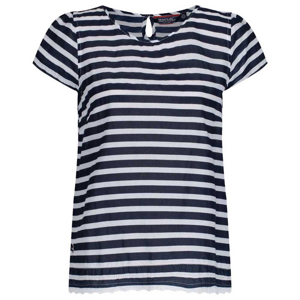 Regatta Womens/Ladies Jakayla Coolweave Short Sleeve Shirt