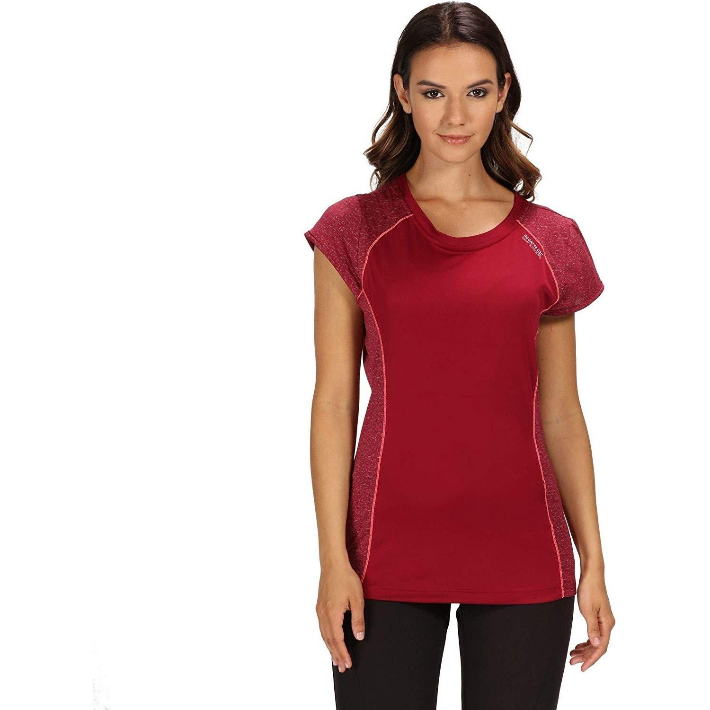 Regatta Womens/Ladies Hyper-Reflective II Wicking T-Shirt