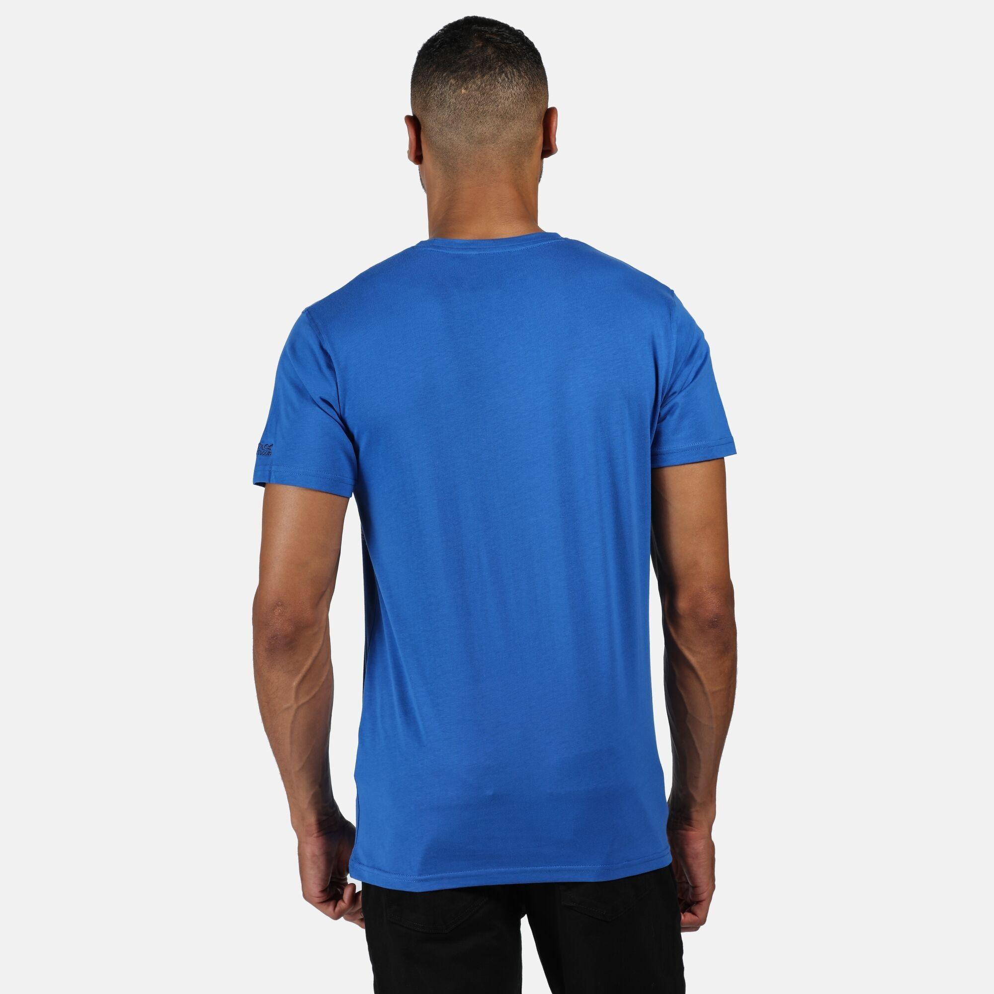Regatta Mens Cline IV Graphic T-Shirt