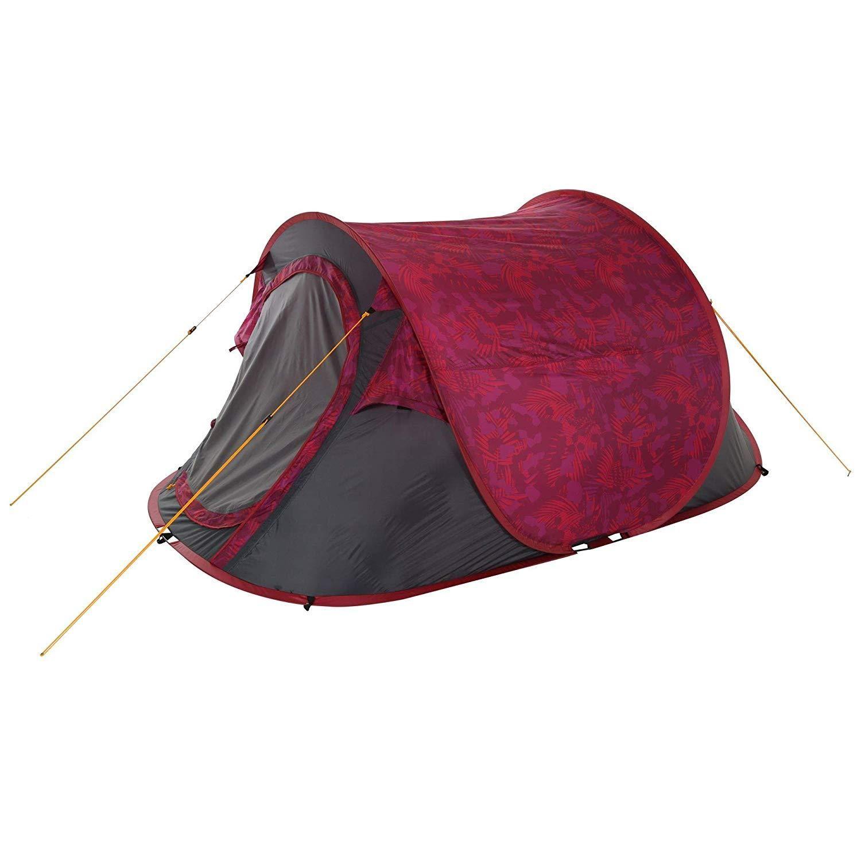 Regatta Great Outdoors Malawi 2 Man Pop Up Printed Tent