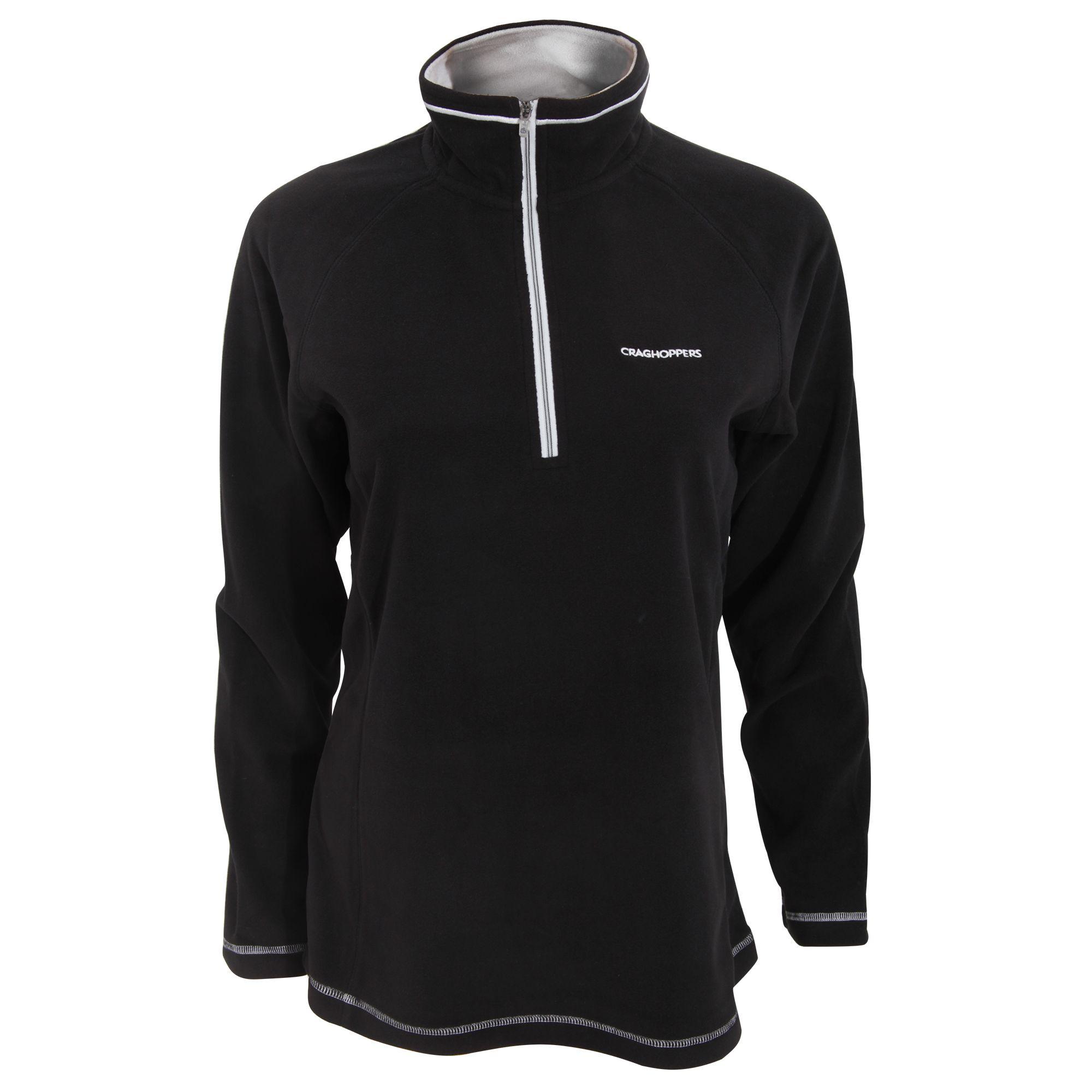 Craghoppers Womens/Ladies Seline Half Zip Micro Fleece Top
