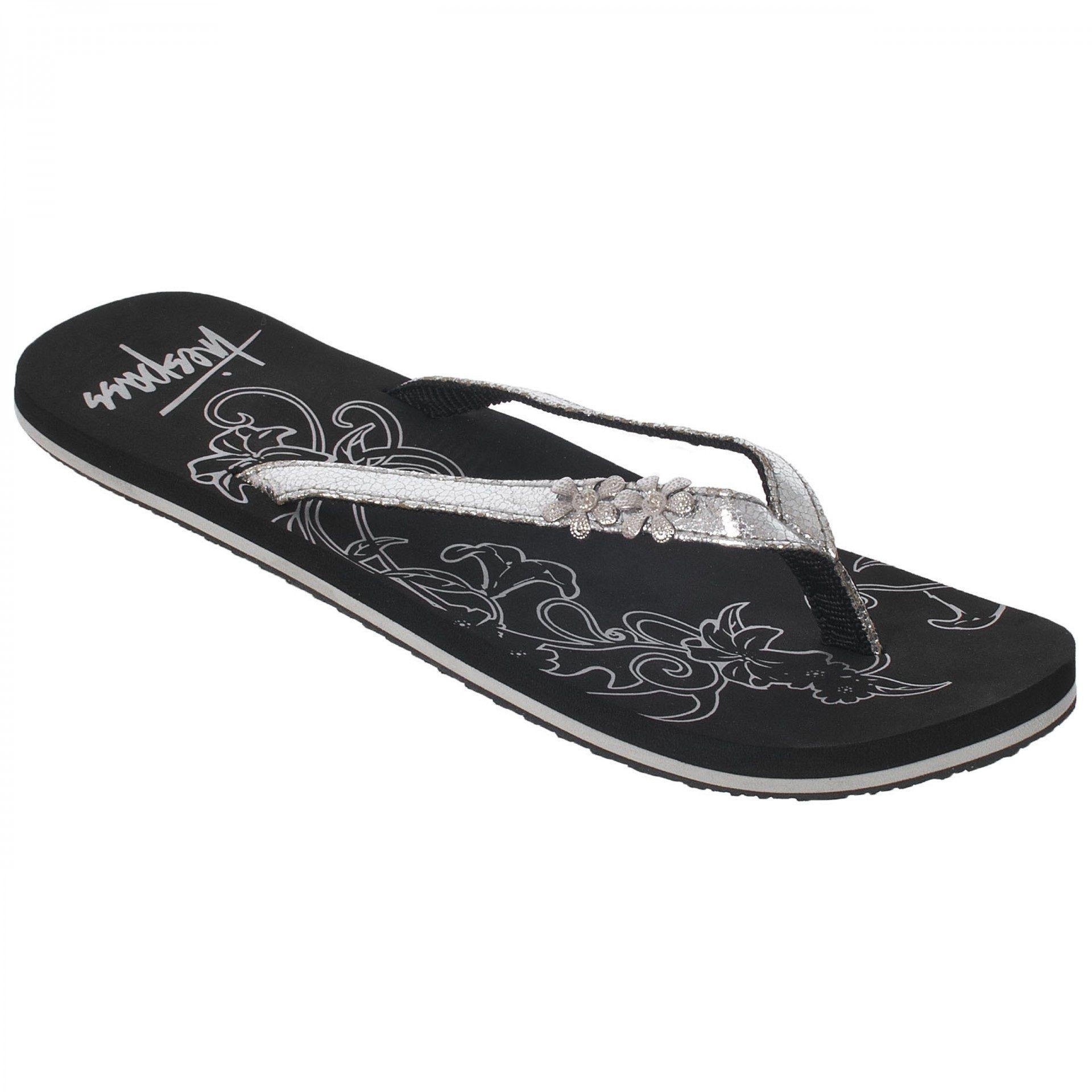 Trespass Womens/Ladies Hidden Metallic Flip Flops