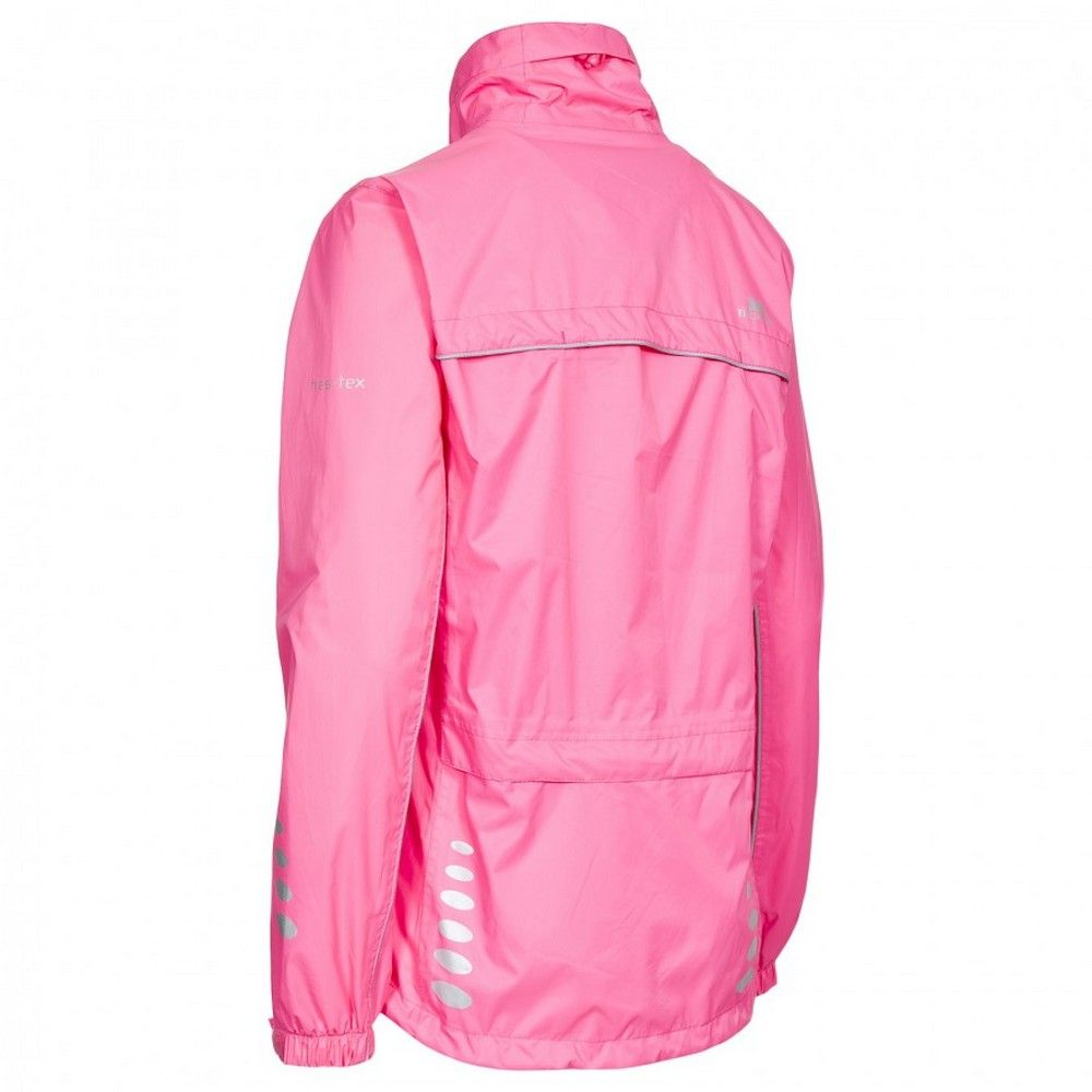 Trespass Womens/Ladies Fairing Waterproof Active Jacket