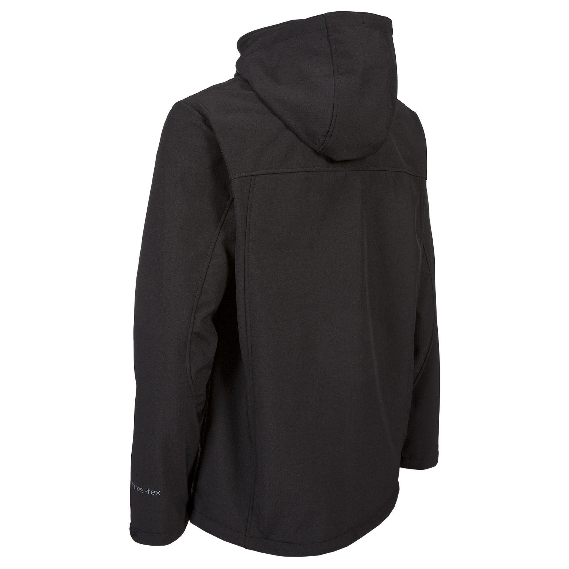 Trespass Mens Hebron Waterproof Softshell Jacket
