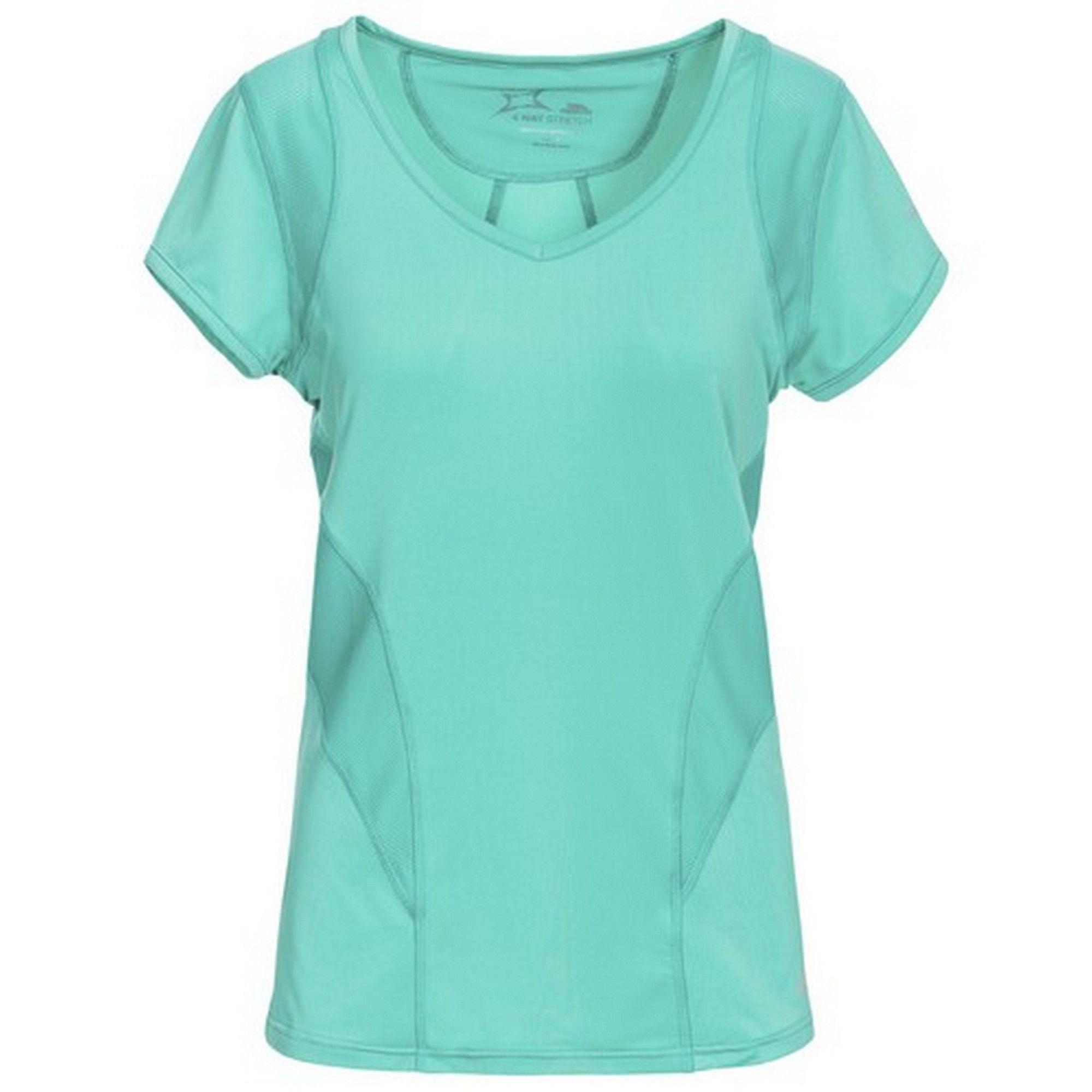 Trespass Womens/Ladies Erlin Short Sleeve Sports T-Shirt