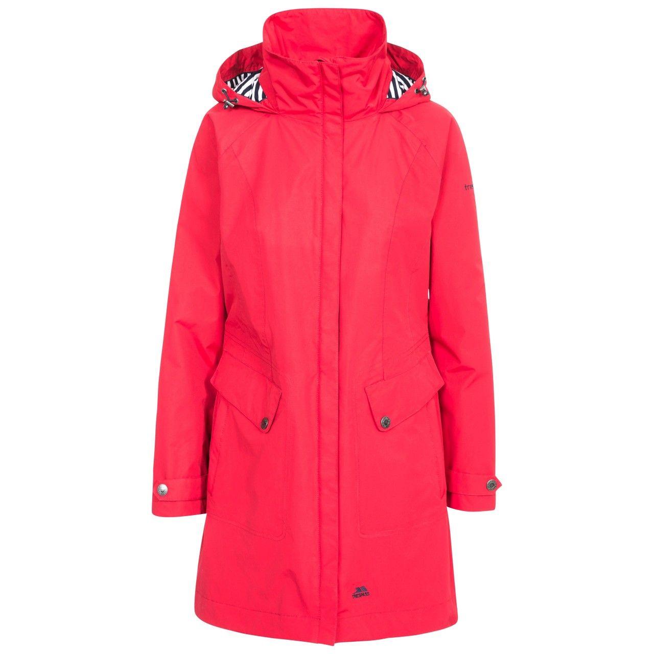 Trespass Womens/Ladies Rainy Day Waterproof Jacket