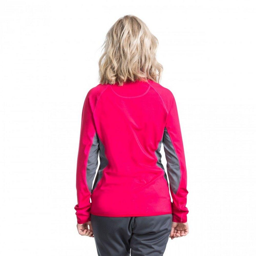 Trespass Womens/Ladies Frey Long Sleeve DLX Active Top