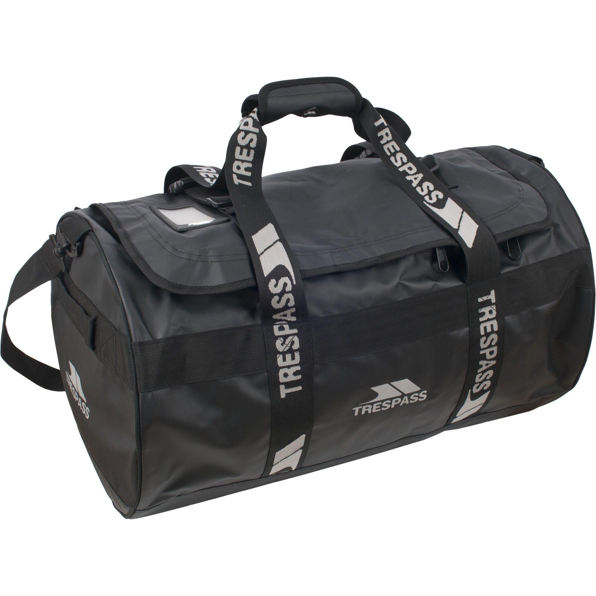 Trespass Blackfriar Waterproof Holdall Bag (60 Litres)