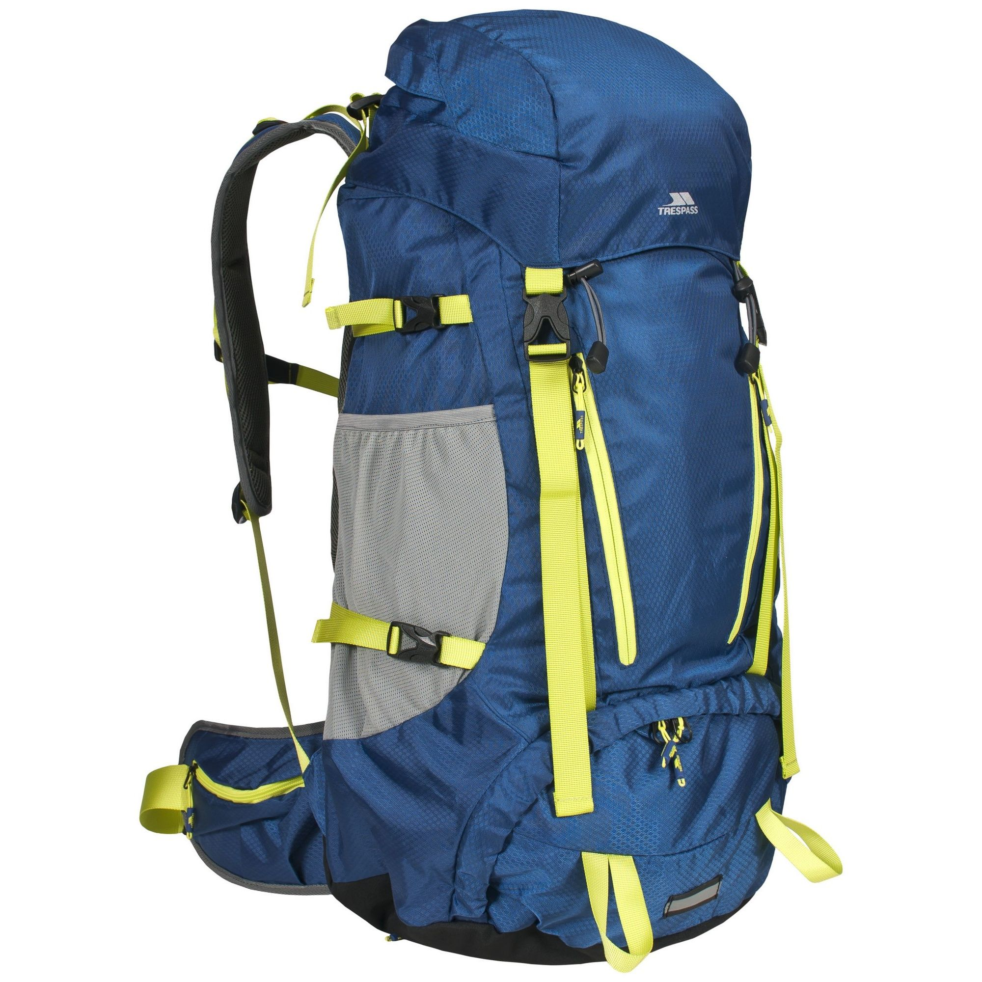 Trespass Iggy Waterproof Hiking Backpack/Rucksack (45 Litres)