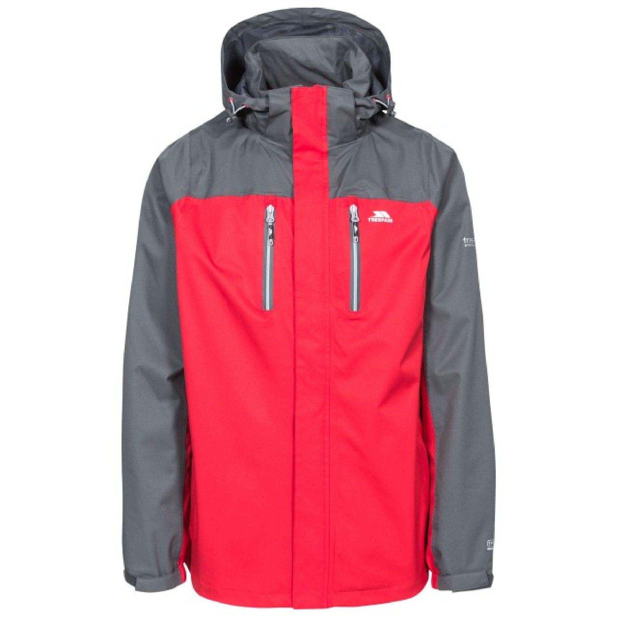 Trespass Mens Wooster Waterproof Jacket