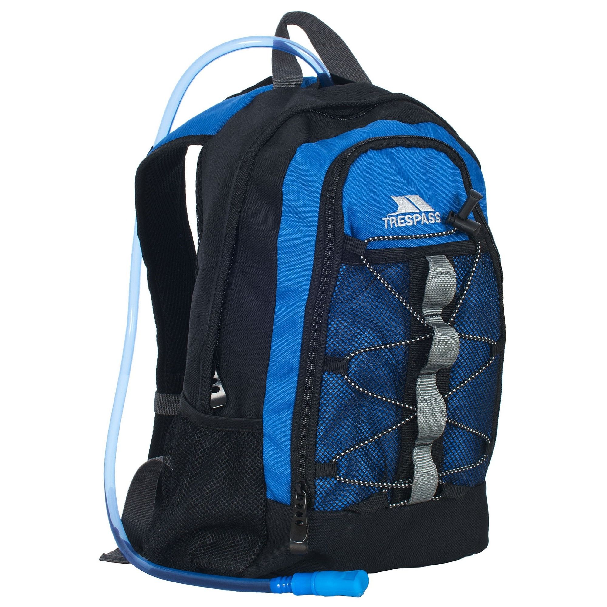Trespass Slake Hydration Backpack/Rucksack (14 Litres) With Water Bladder (2 Litres)