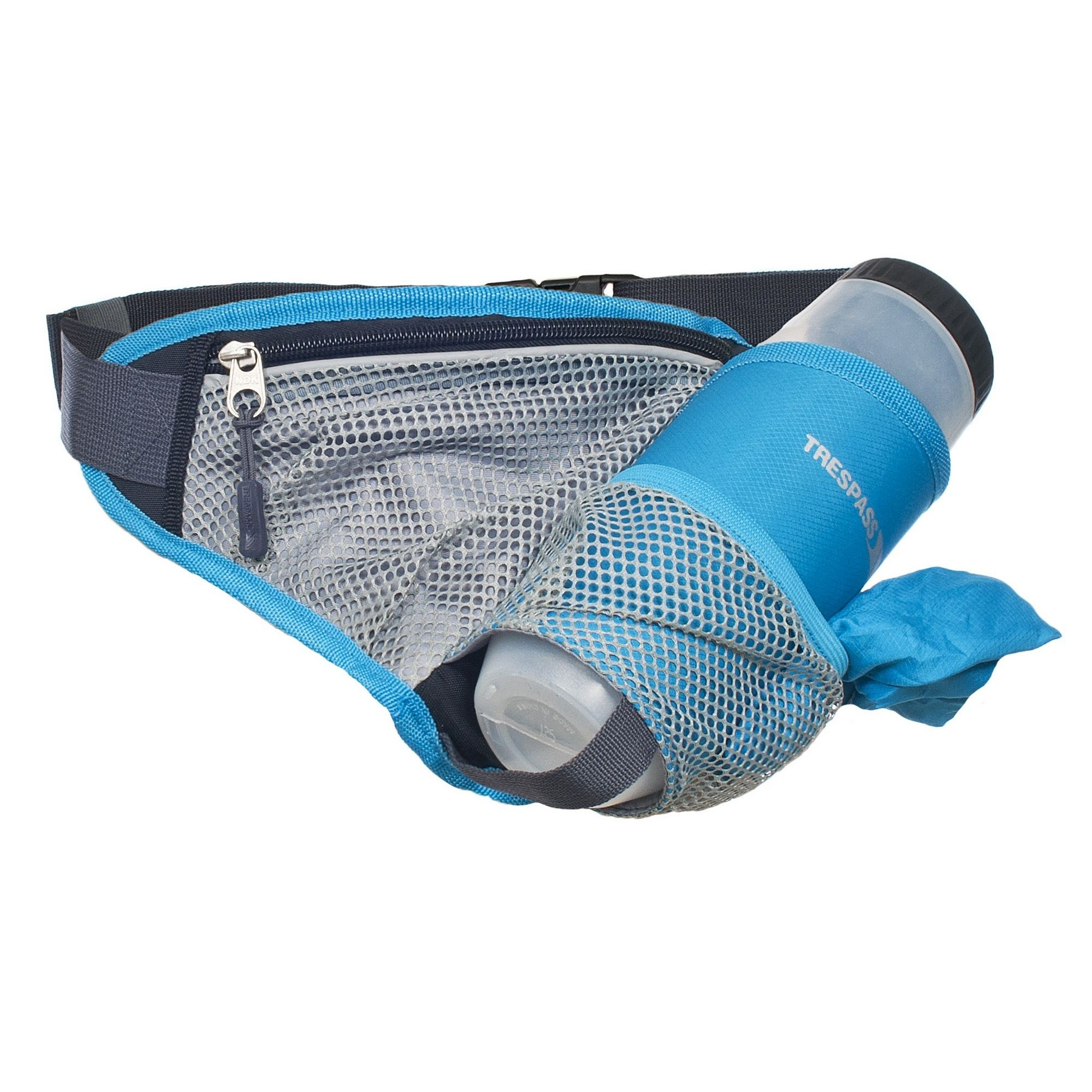 Trespass Adults Wadi Bumbag With Water Bottle